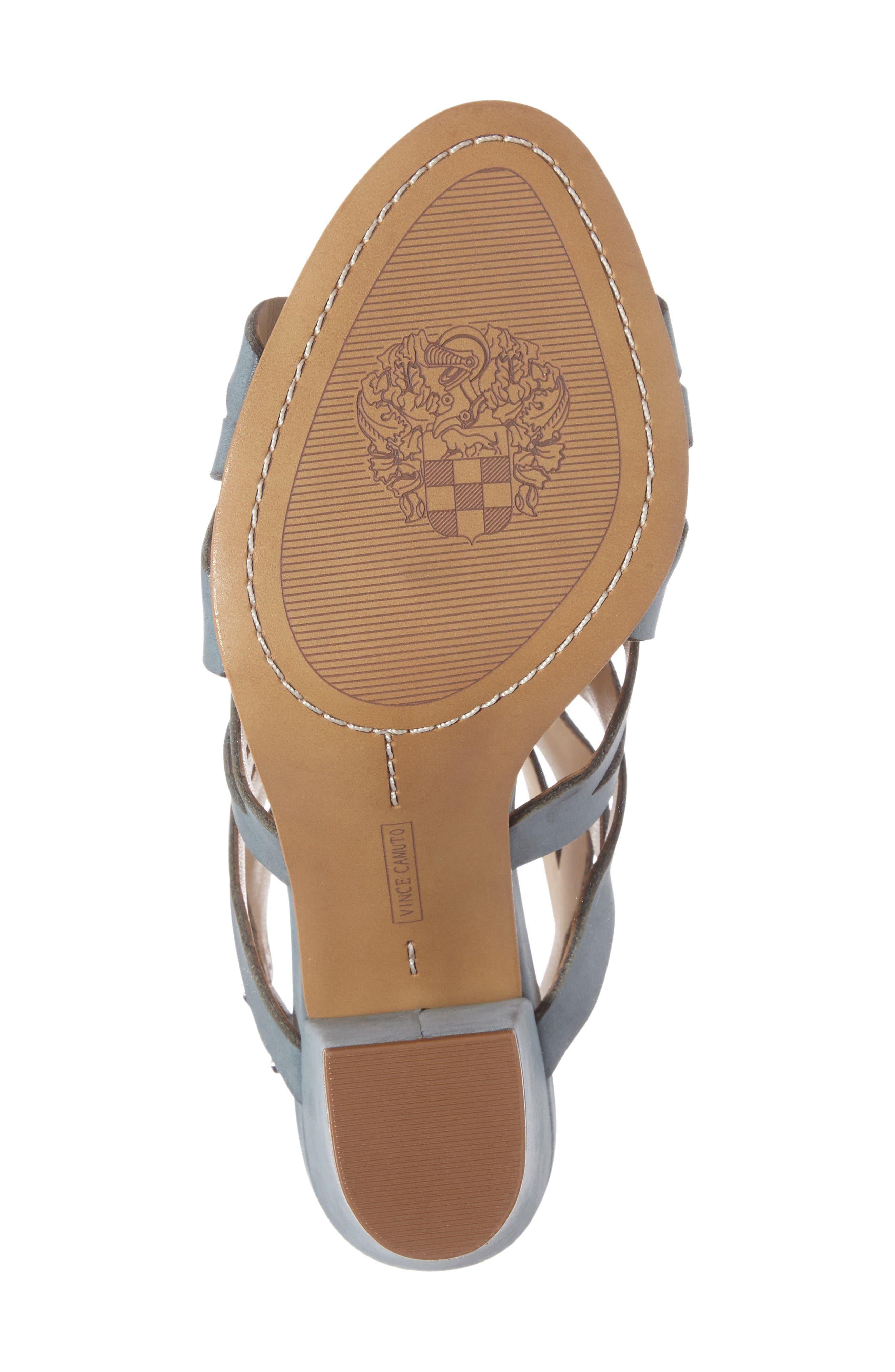 Alternate Image 4  - Vince Camuto Norla Block Heel Sandal (Women)