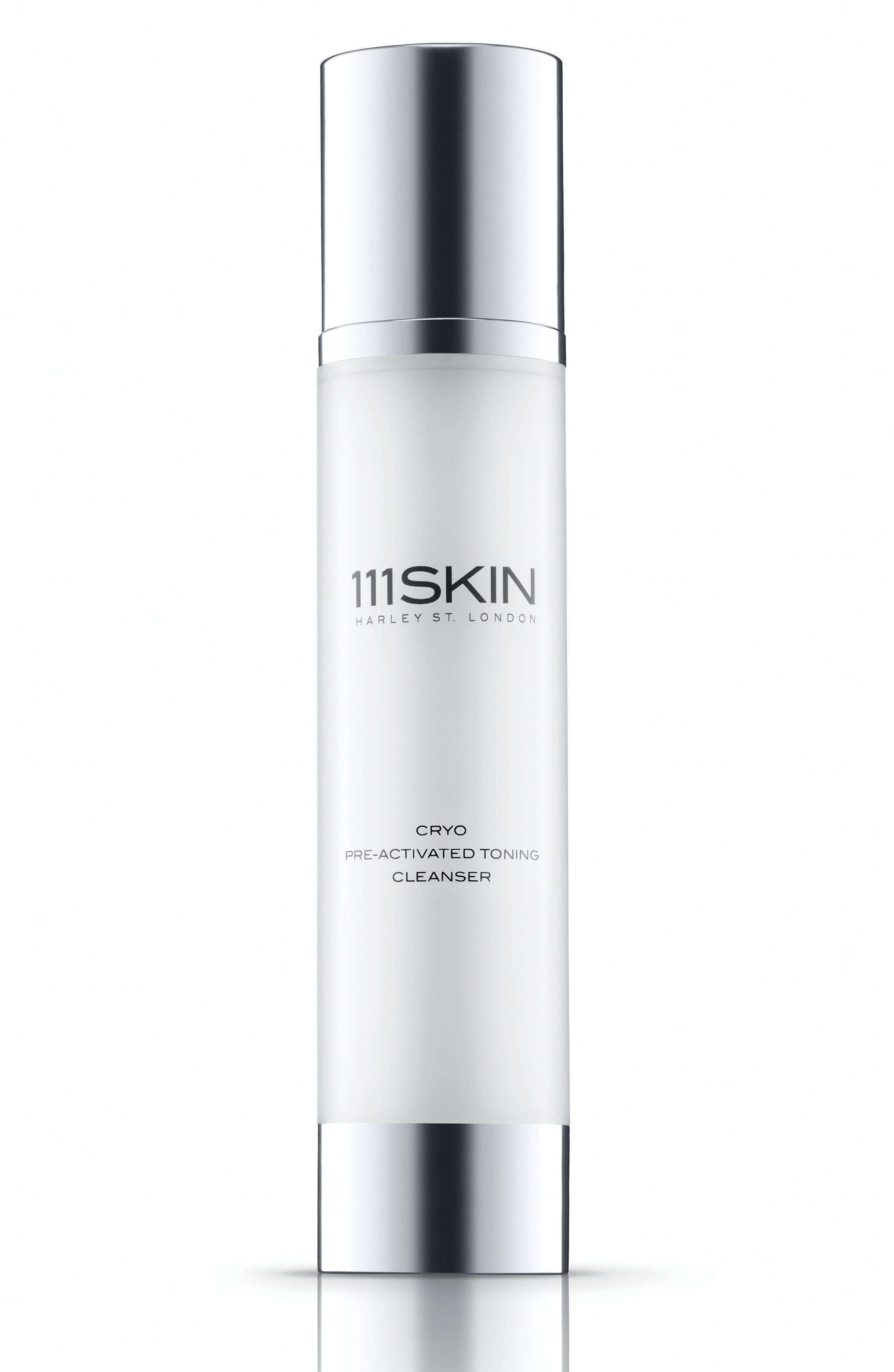 Alternate Image 1 Selected - SPACE.NK.apothecary 111SKIN Cryo Pre-Activated Toning Cleanser