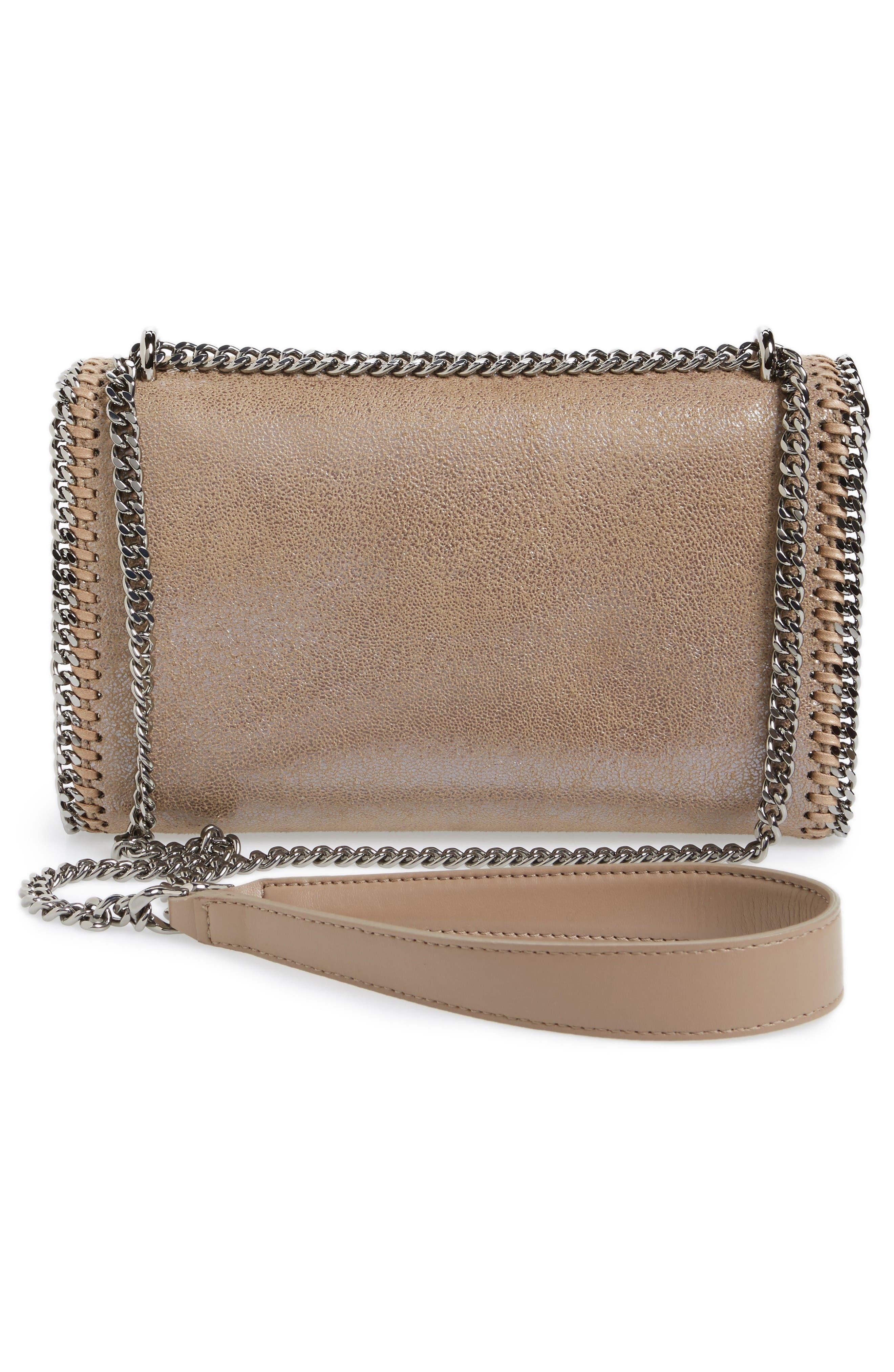 Alternate Image 2  - Stella McCartney Faux Leather Flap Shoulder Bag