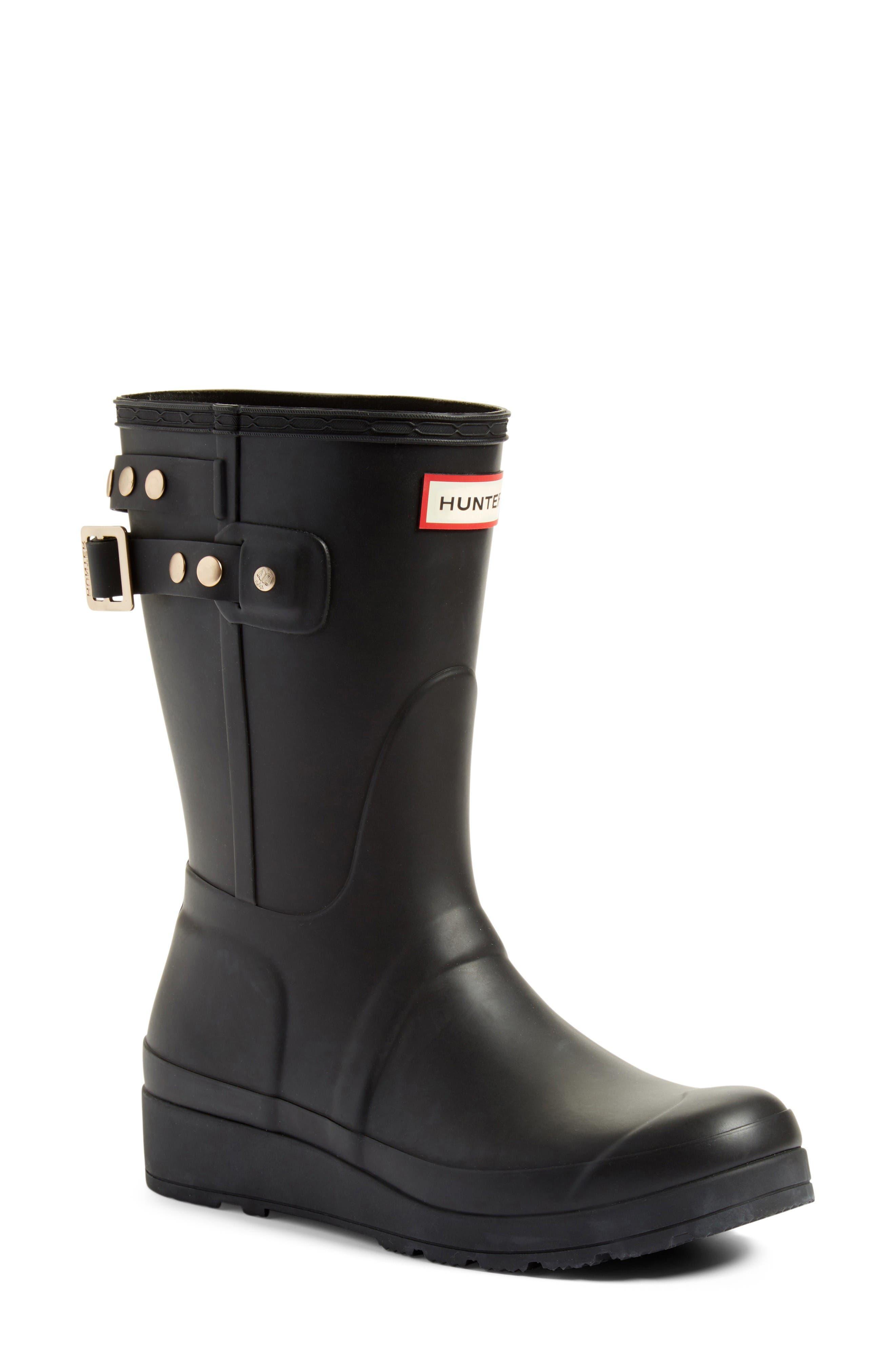 HUNTER Original Mid Calf Rain Boot
