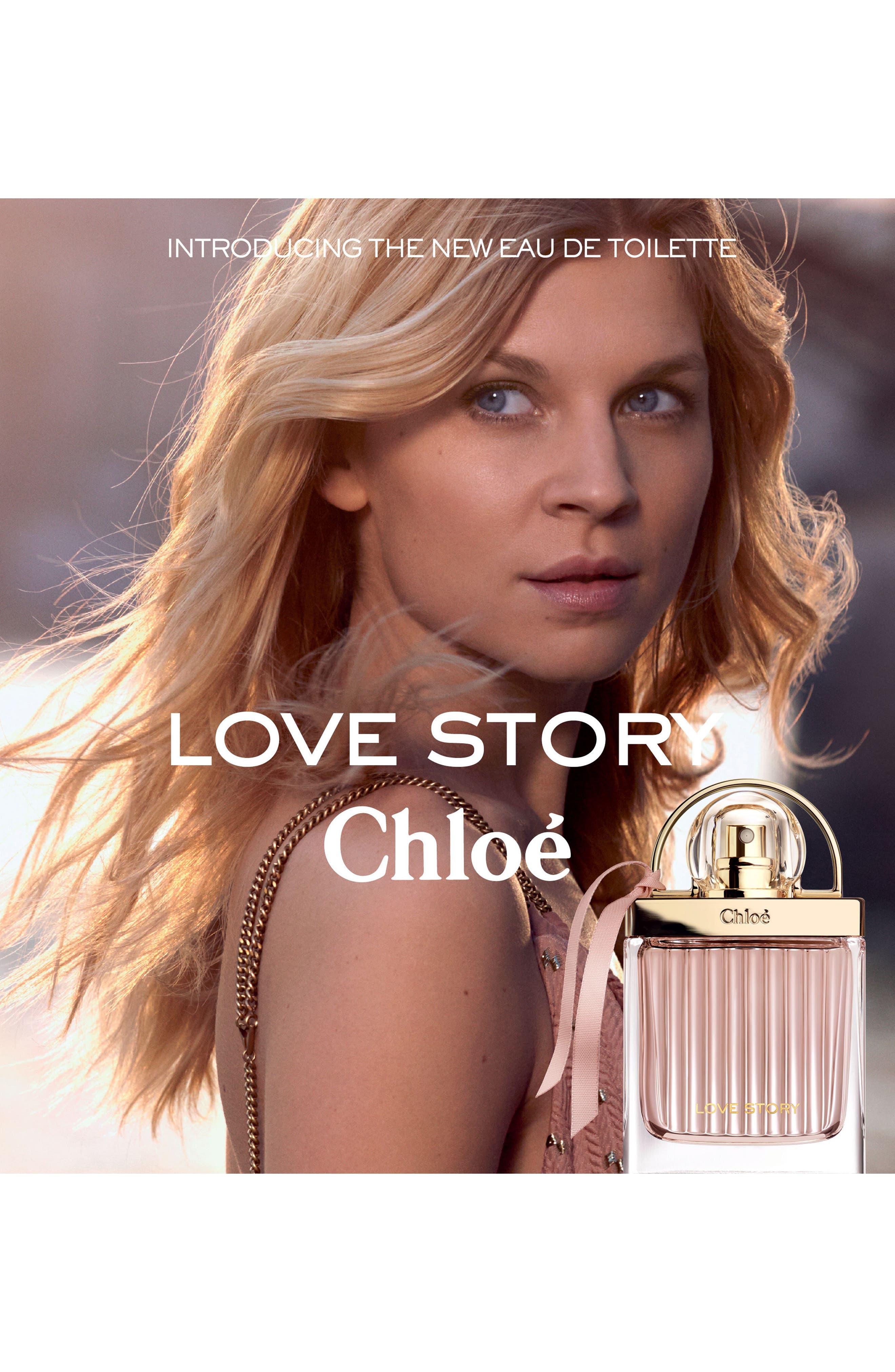 Love Story Eau Sensualle Eau de Parfum,                             Alternate thumbnail 4, color,                             No Color