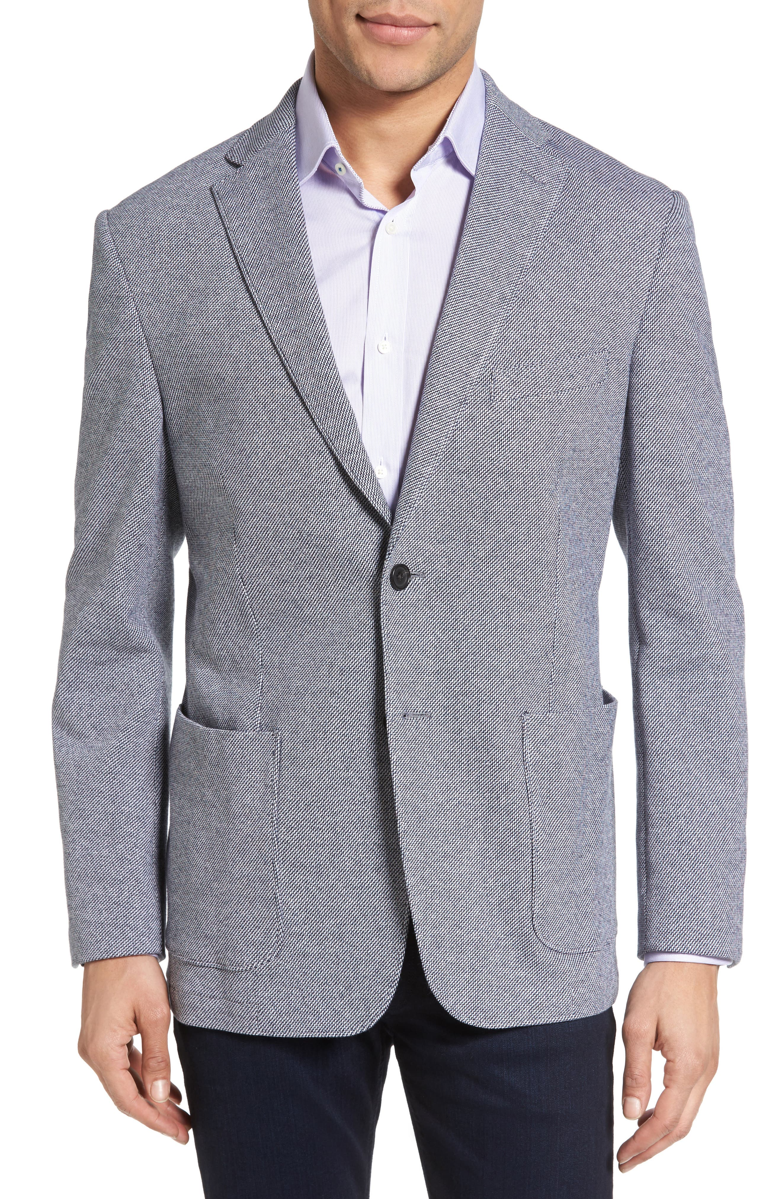 Bensol Stairstep Sport Coat
