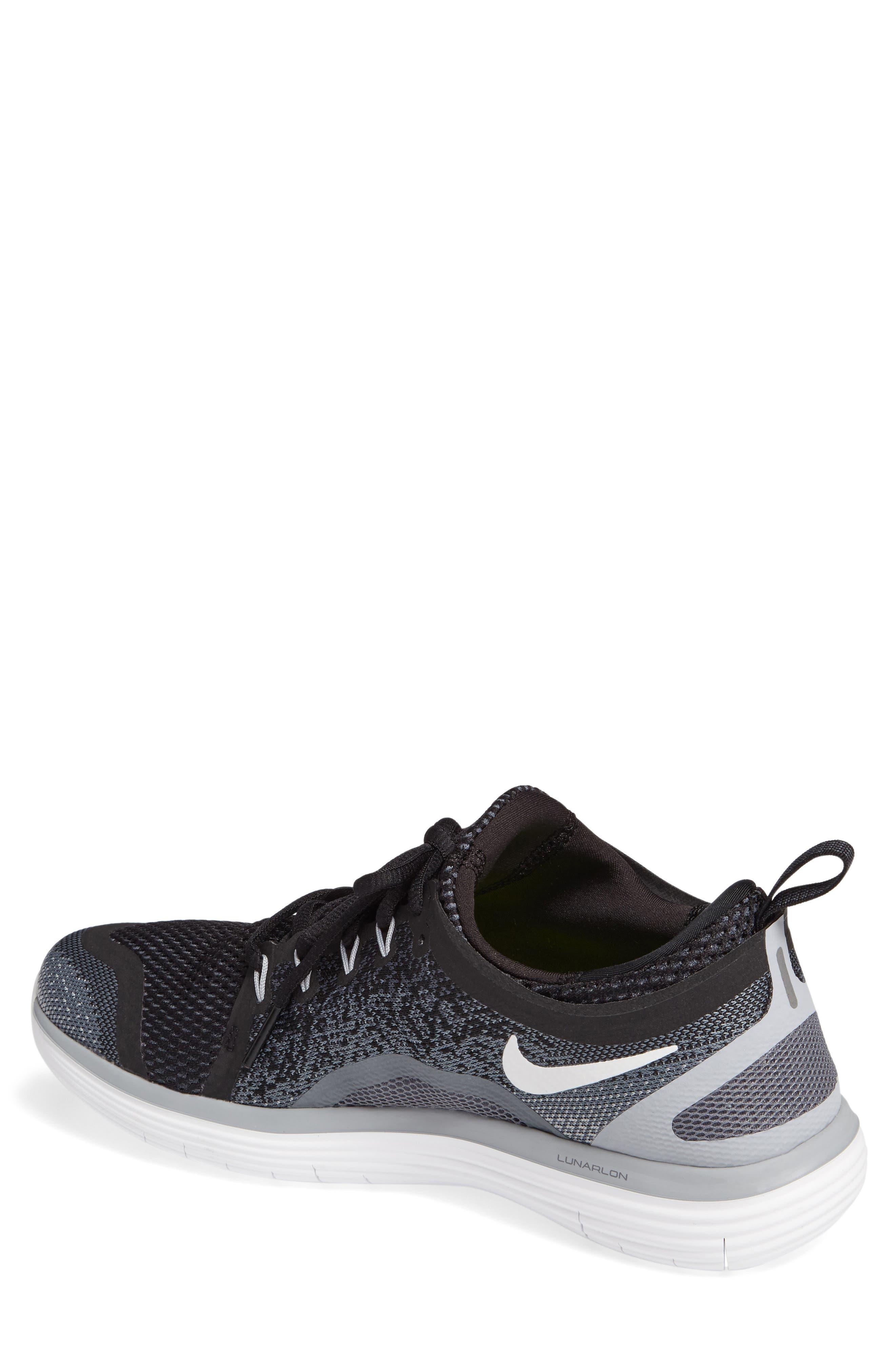 Alternate Image 2  - Nike Free RN Distance 2 Running Shoe (Men)