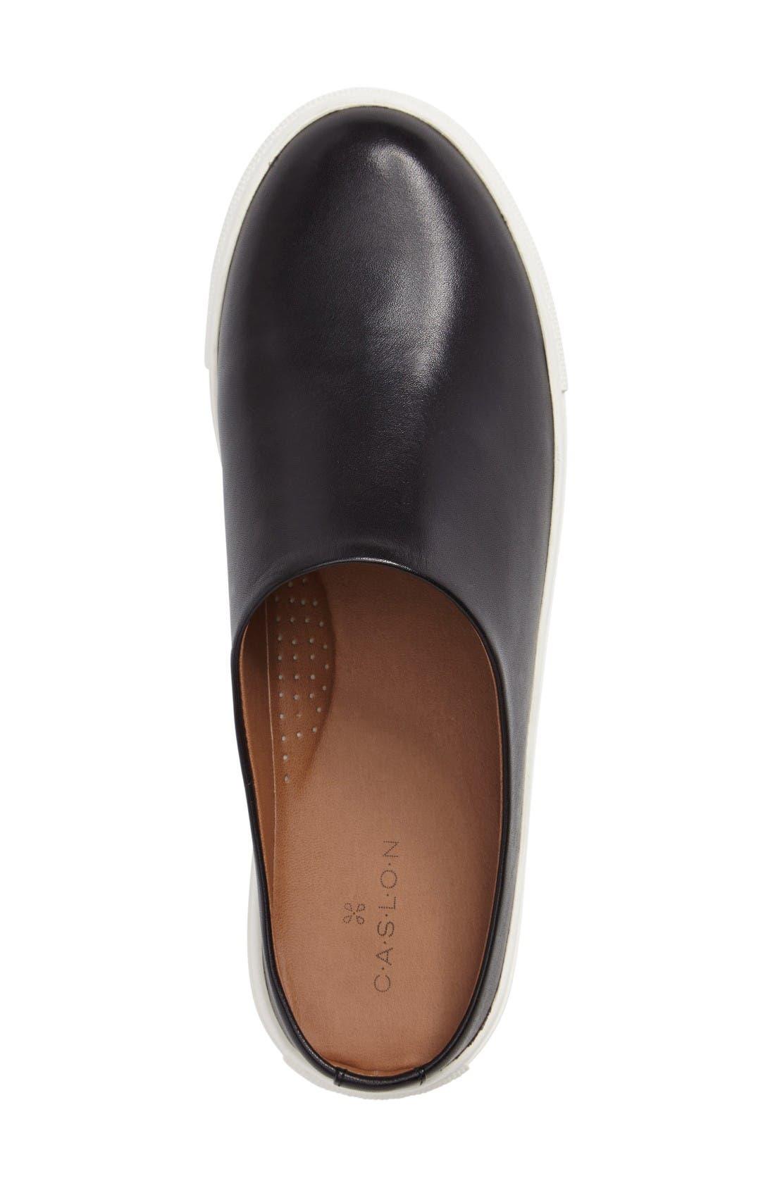 Alternate Image 3  - Caslon® Gabe Backless Platform Sneaker (Women)