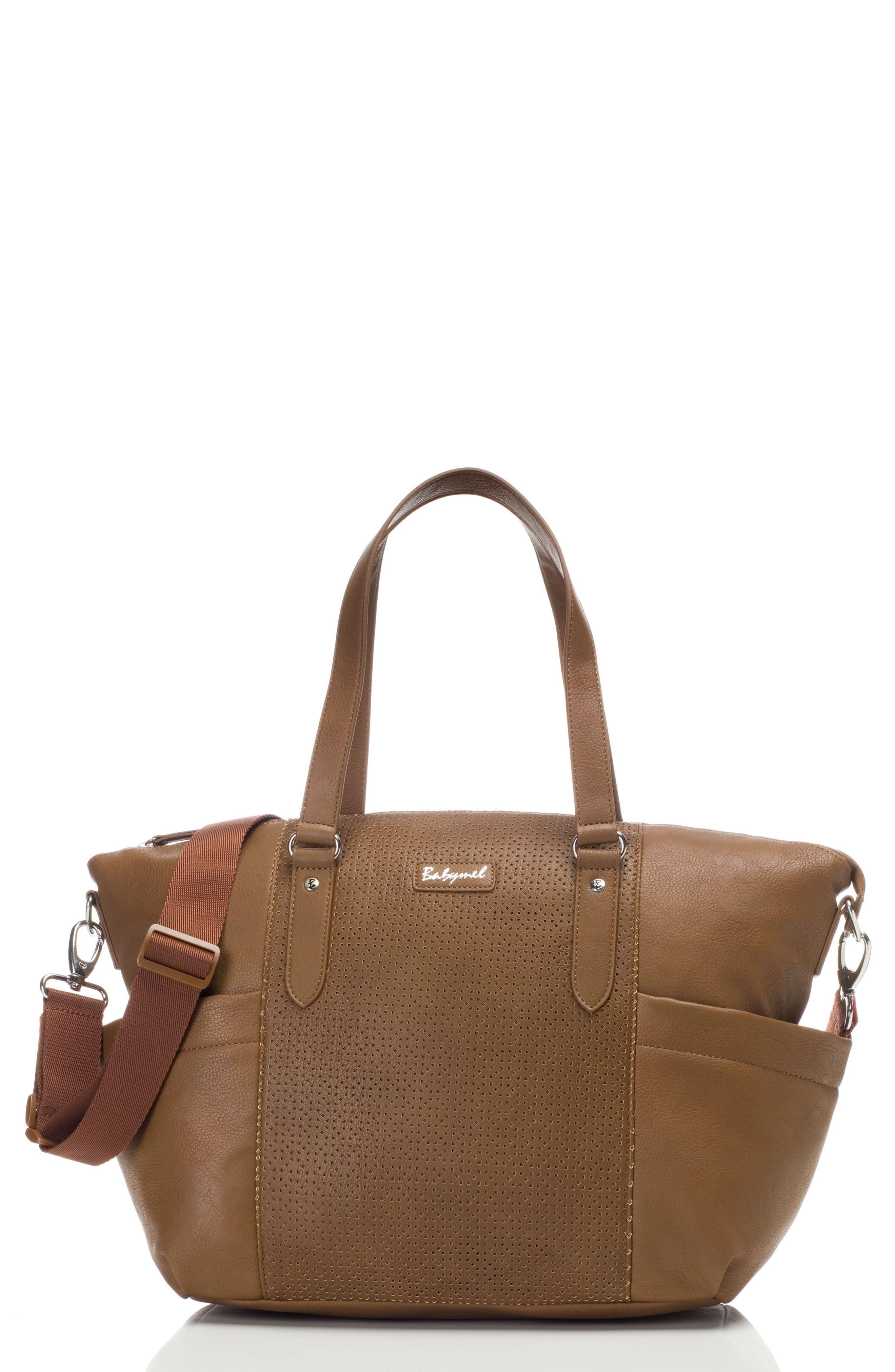 Alternate Image 1 Selected - Babymel Anya Diaper Bag