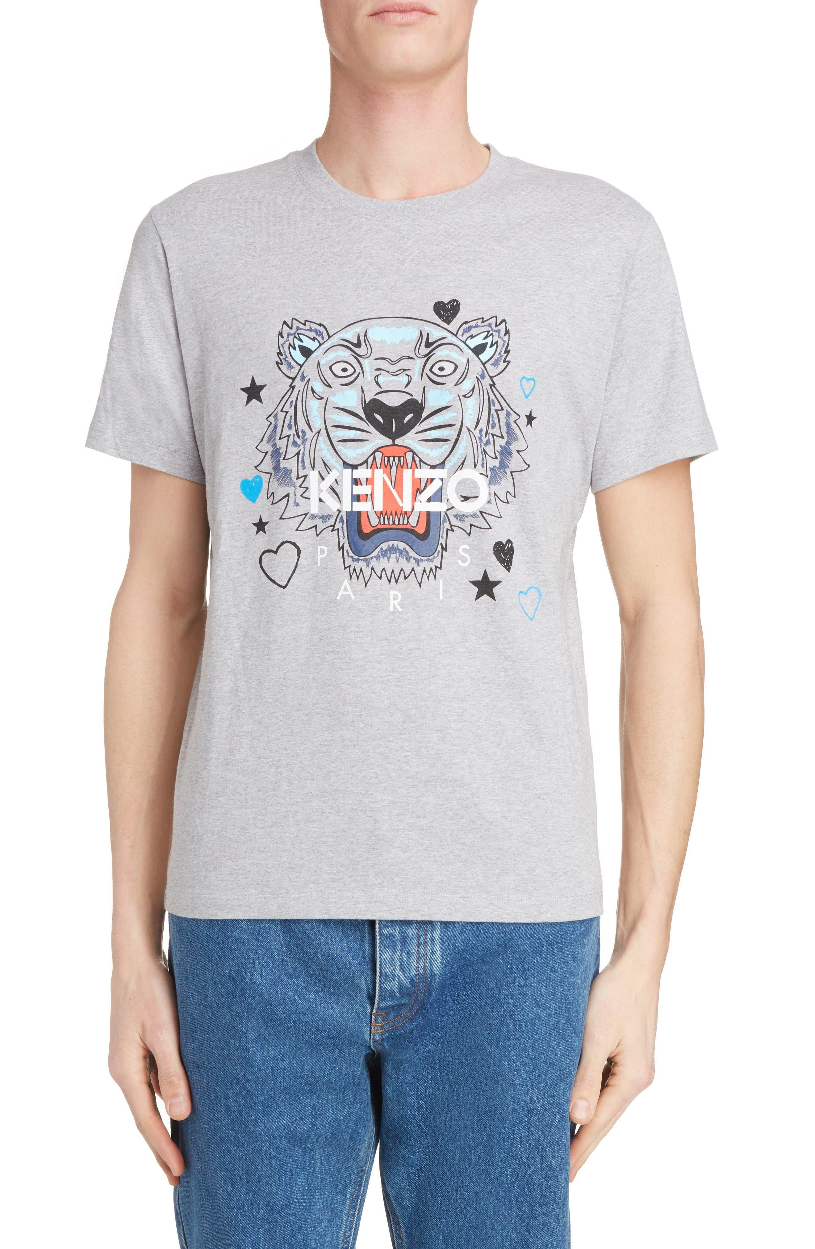 Alternate Image 1 Selected - KENZO Graphic T-Shirt