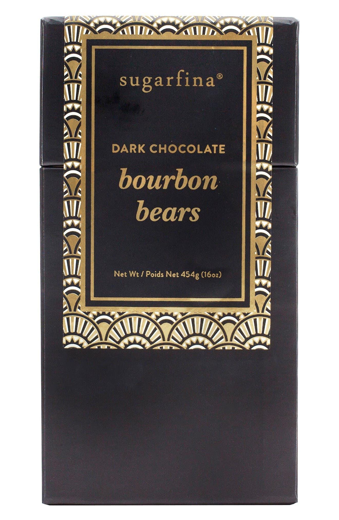 Main Image - sugarfina Dark Chocolate Bourbon Bears
