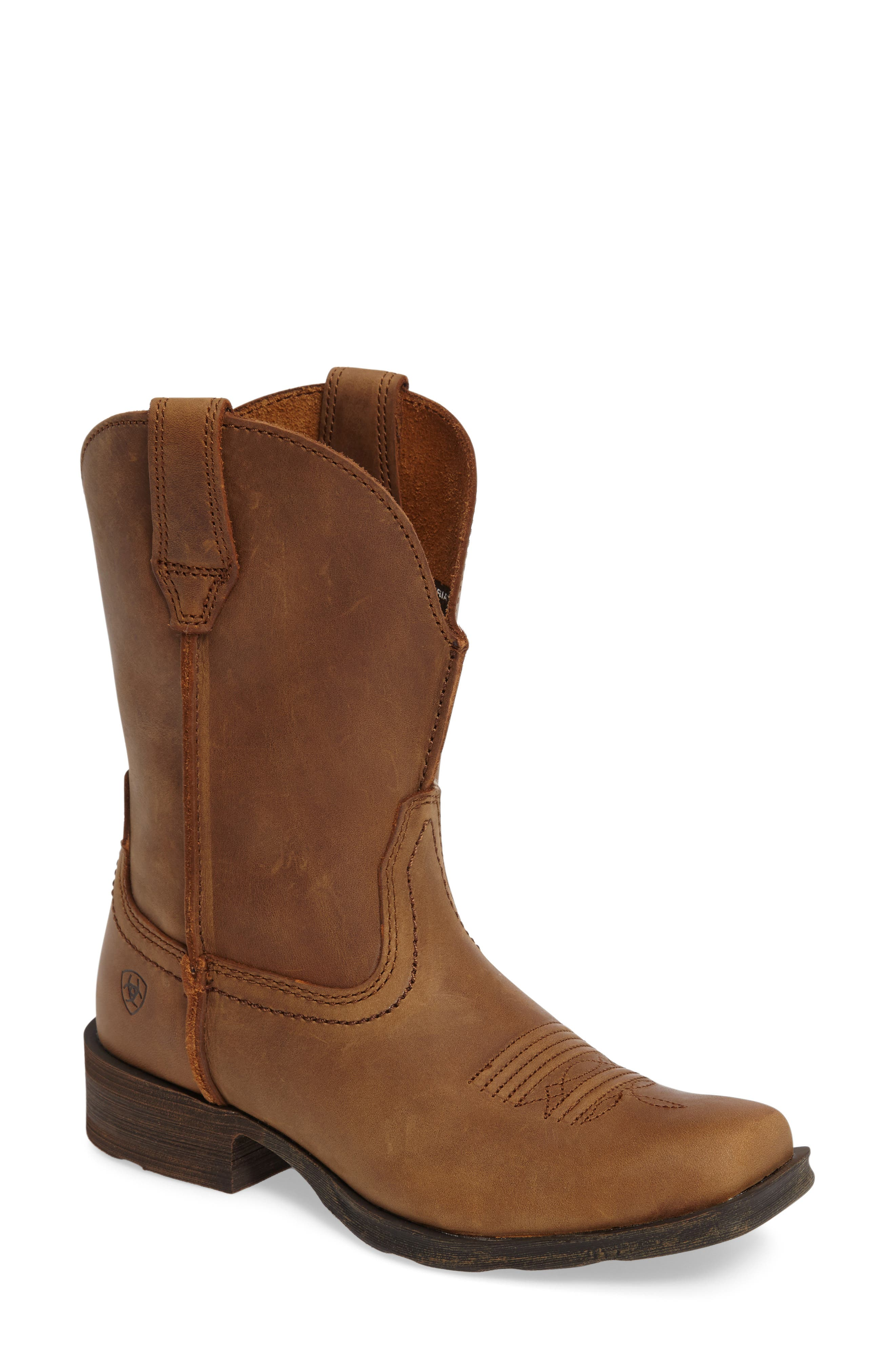 ARIAT Rambler Western Square Toe Boot