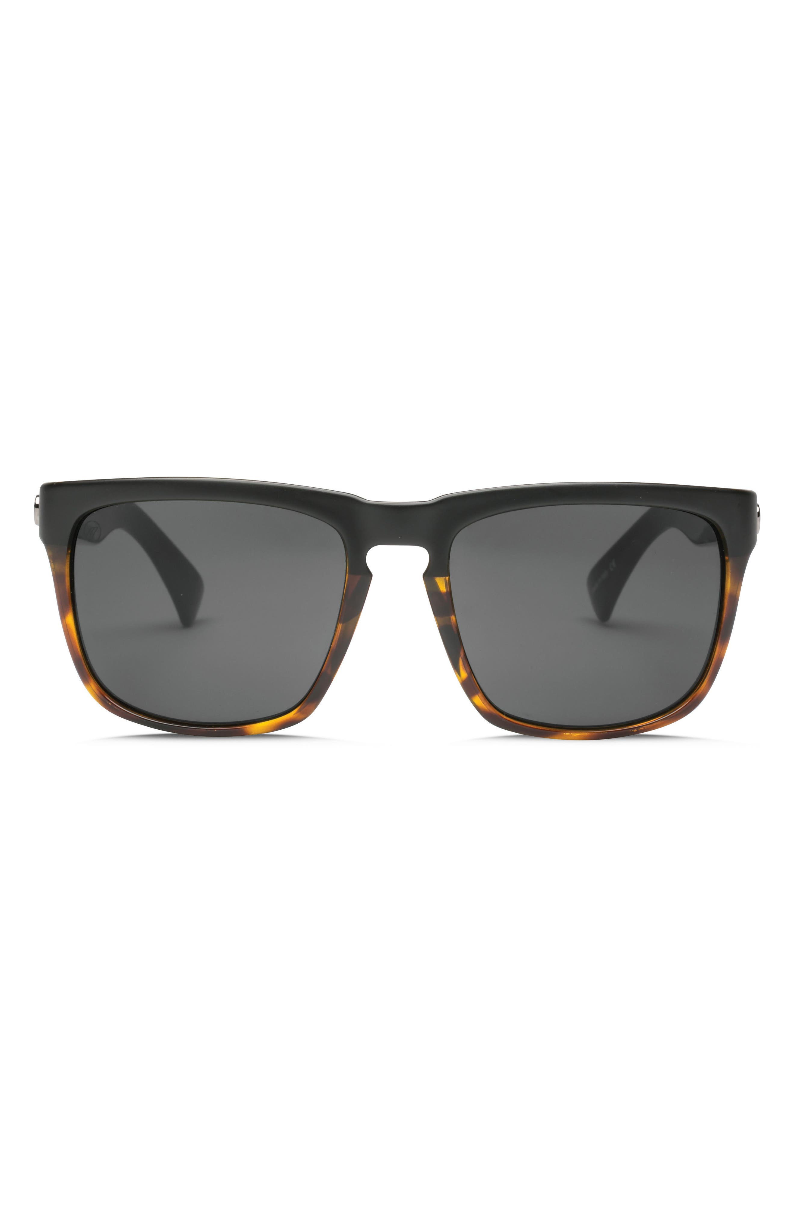 Knoxville XL 61mm Sunglasses,                             Main thumbnail 1, color,                             Darkside Tortoise/ Grey