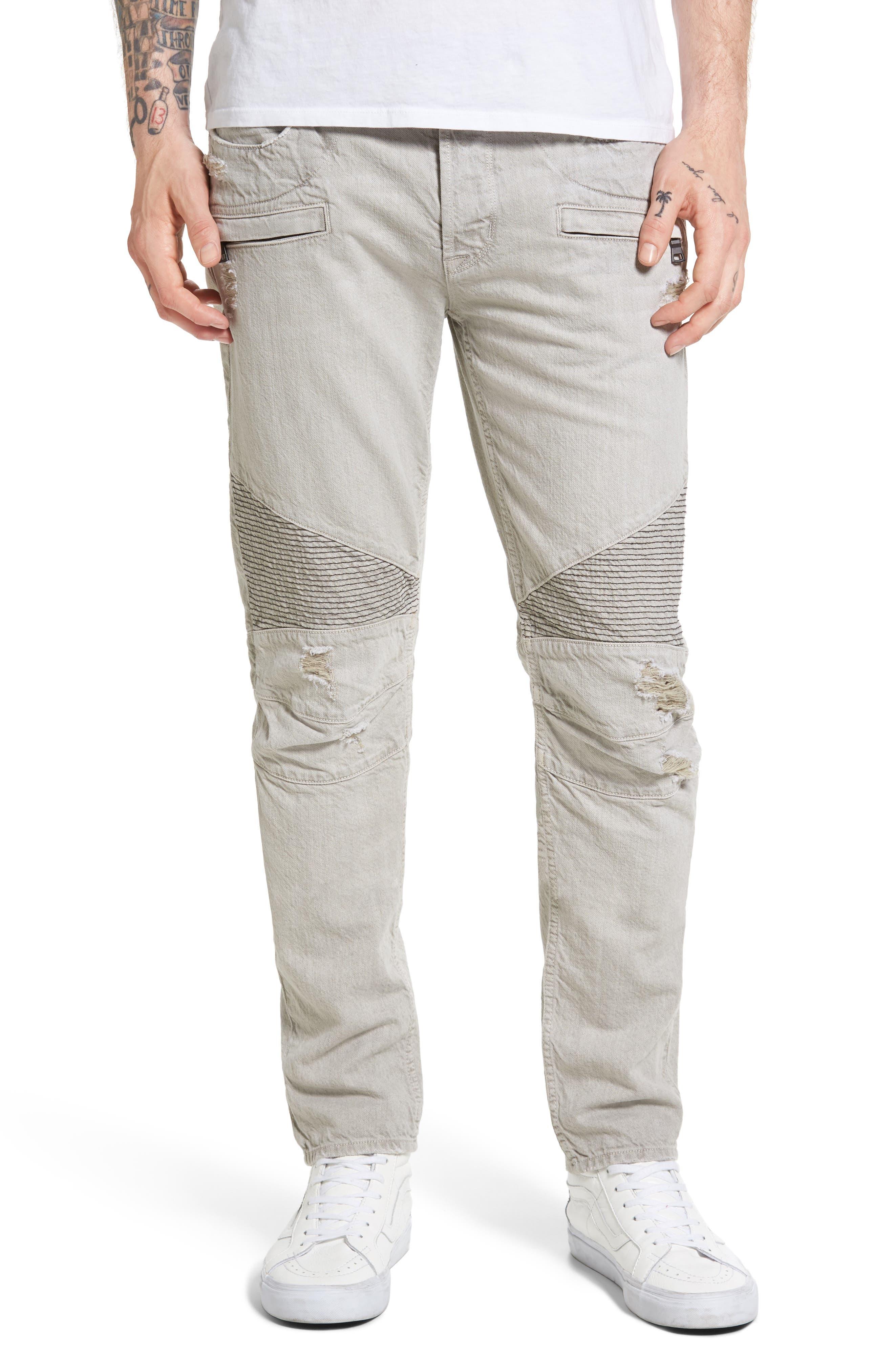 Main Image - Hudson Jeans Blinder Biker Skinny Fit Jeans (Adherence)