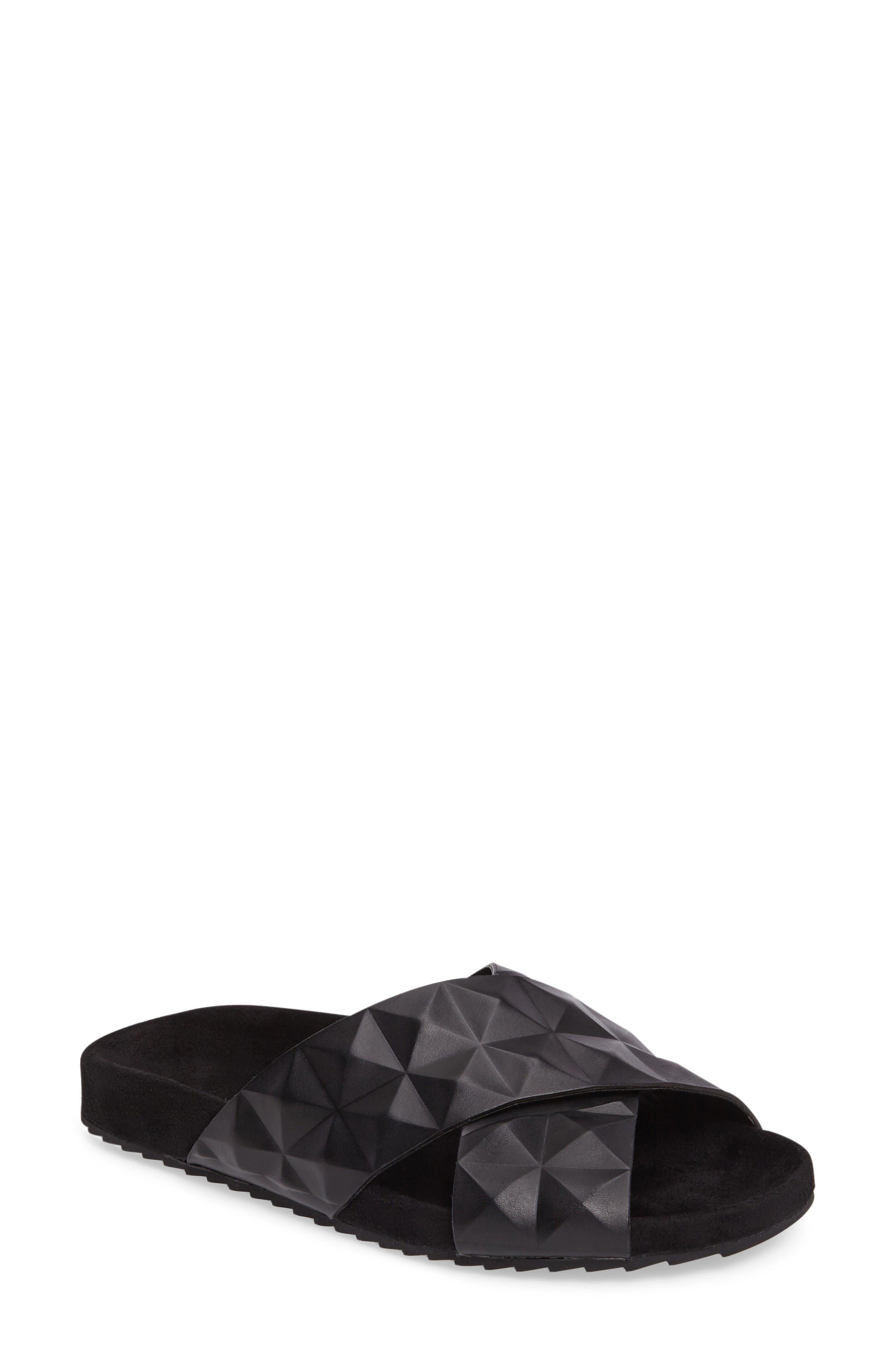 Rebecca Minkoff Tammi Slide Sandal (Women)