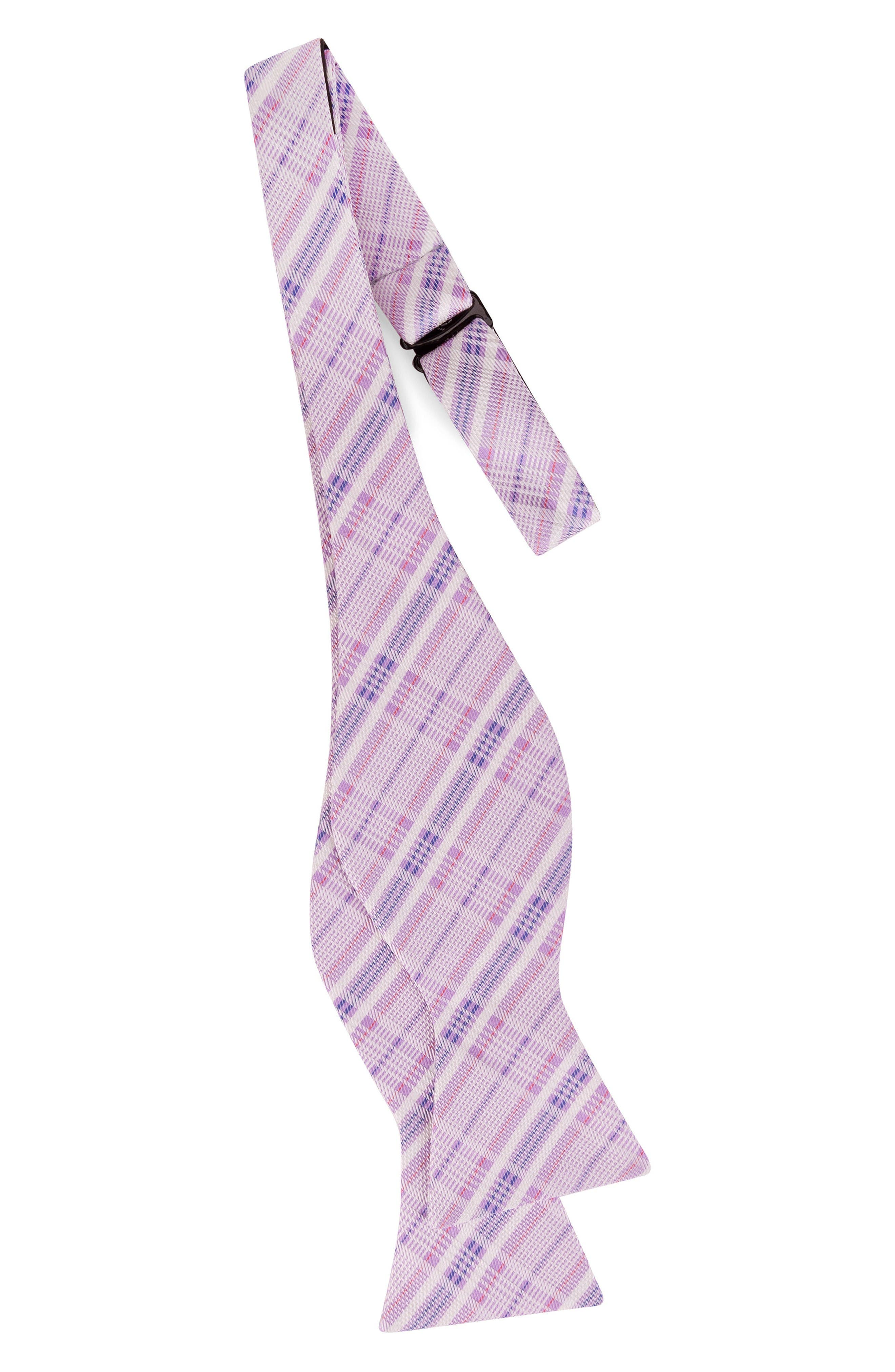 Alternate Image 2  - Ted Baker London Subtle Check Bow Tie