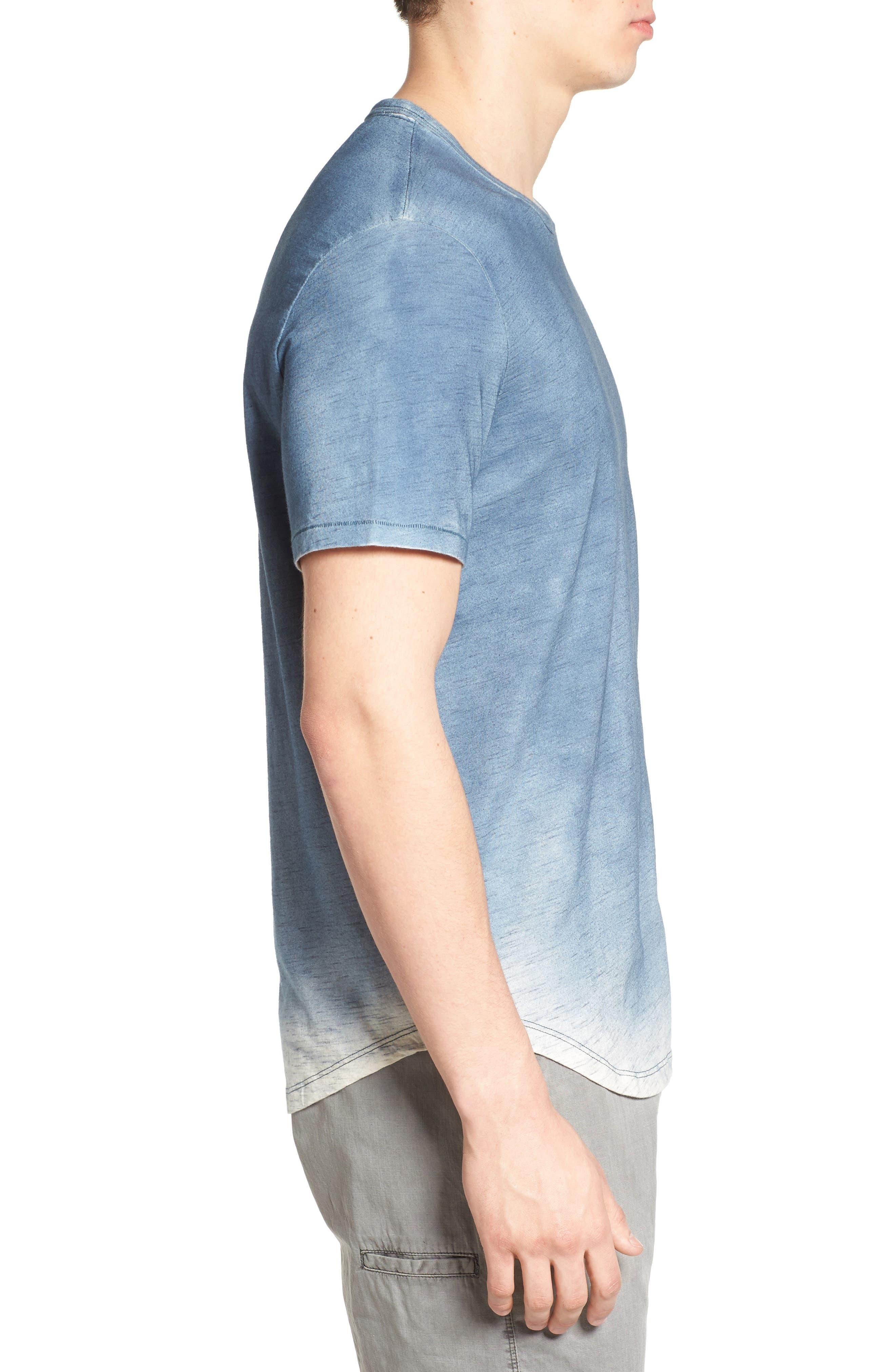 Alternate Image 3  - Jeremiah Kendrick Spray Heather Jersey T-Shirt