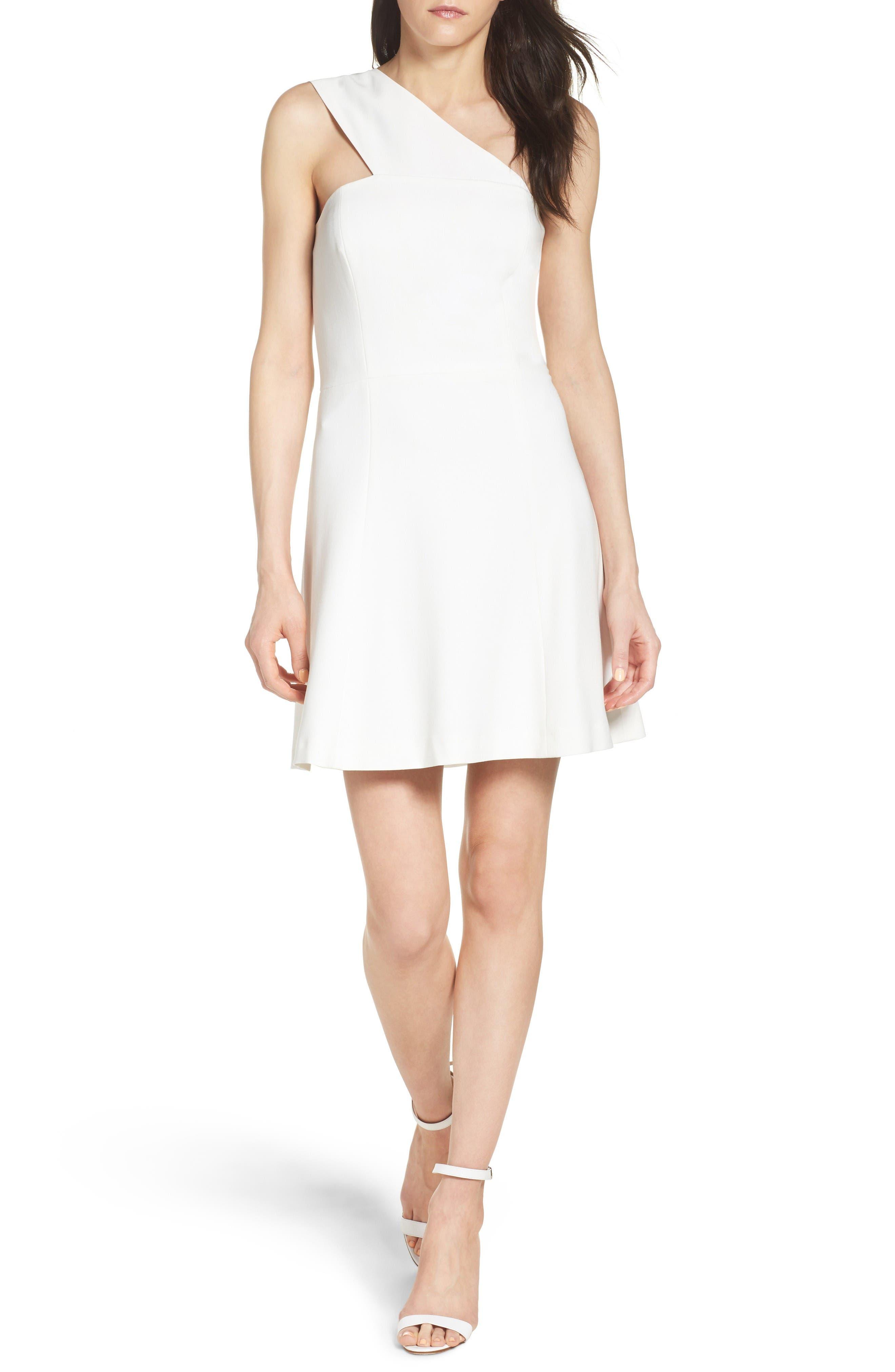 Alternate Image 4  - French Connection Whisper Light Dress