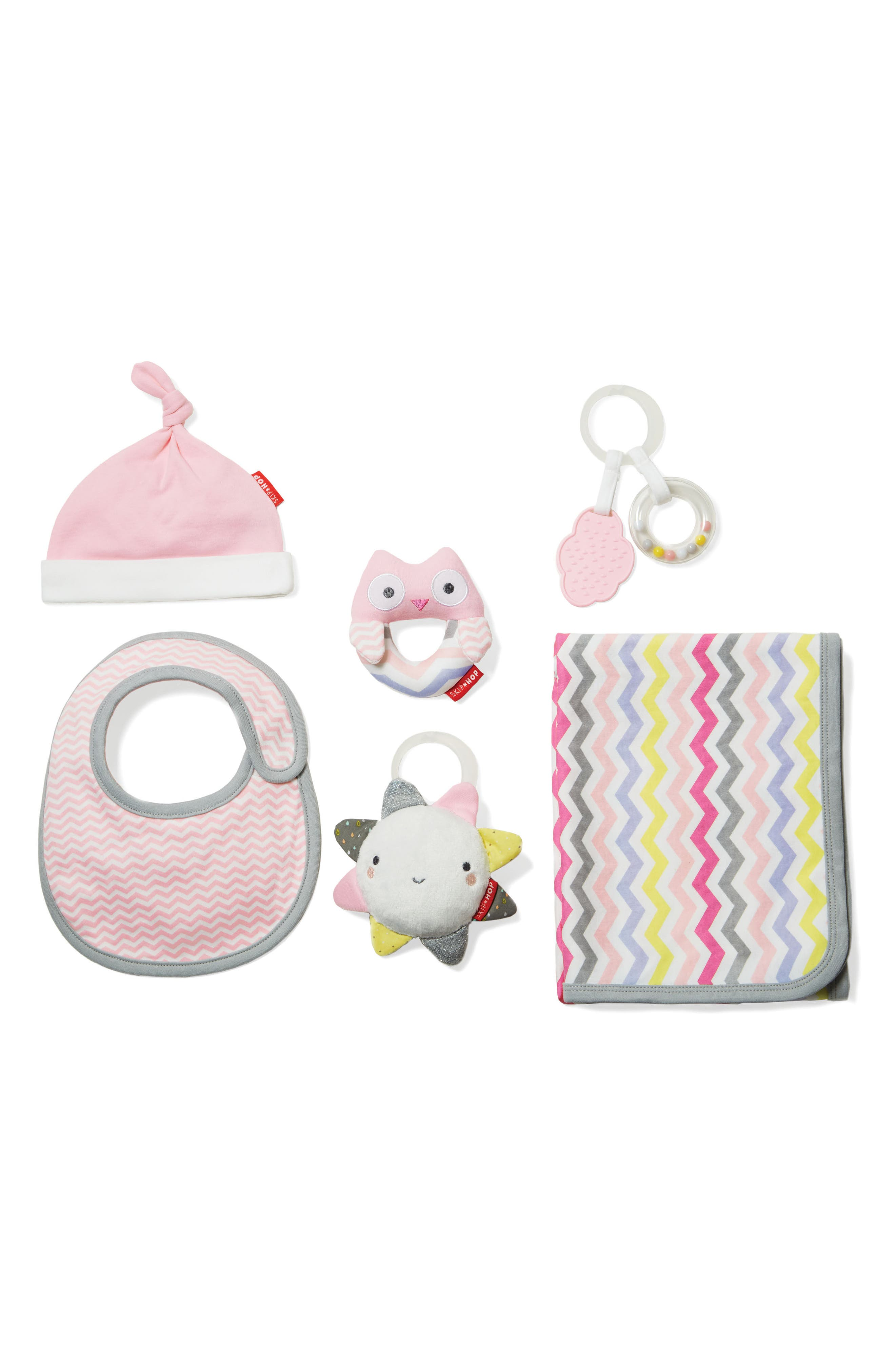 Skip Hop 6-Piece Baby Bundle Set