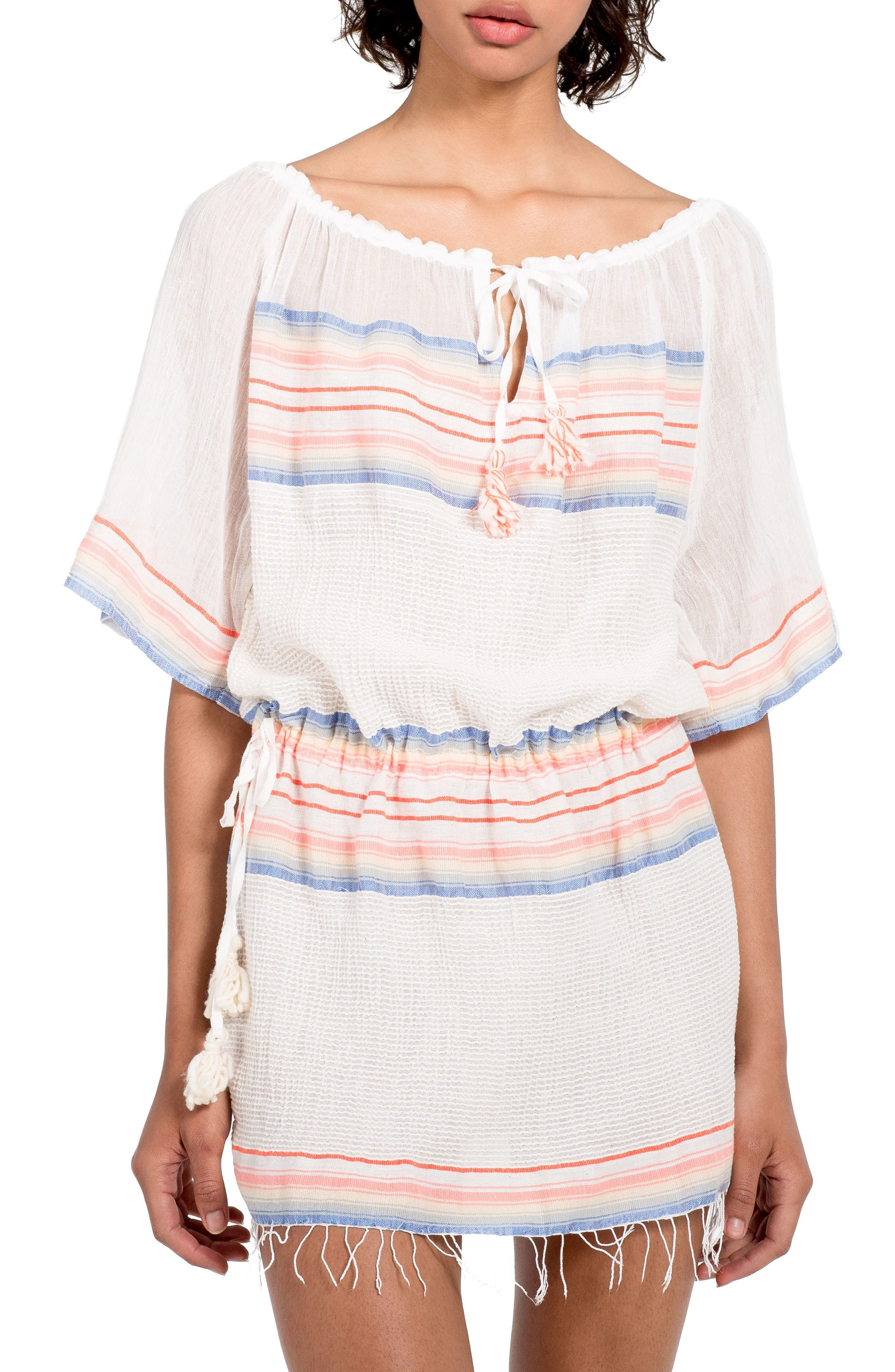 Alternate Image 1 Selected - lemlem Elsi Cover-Up Tunic