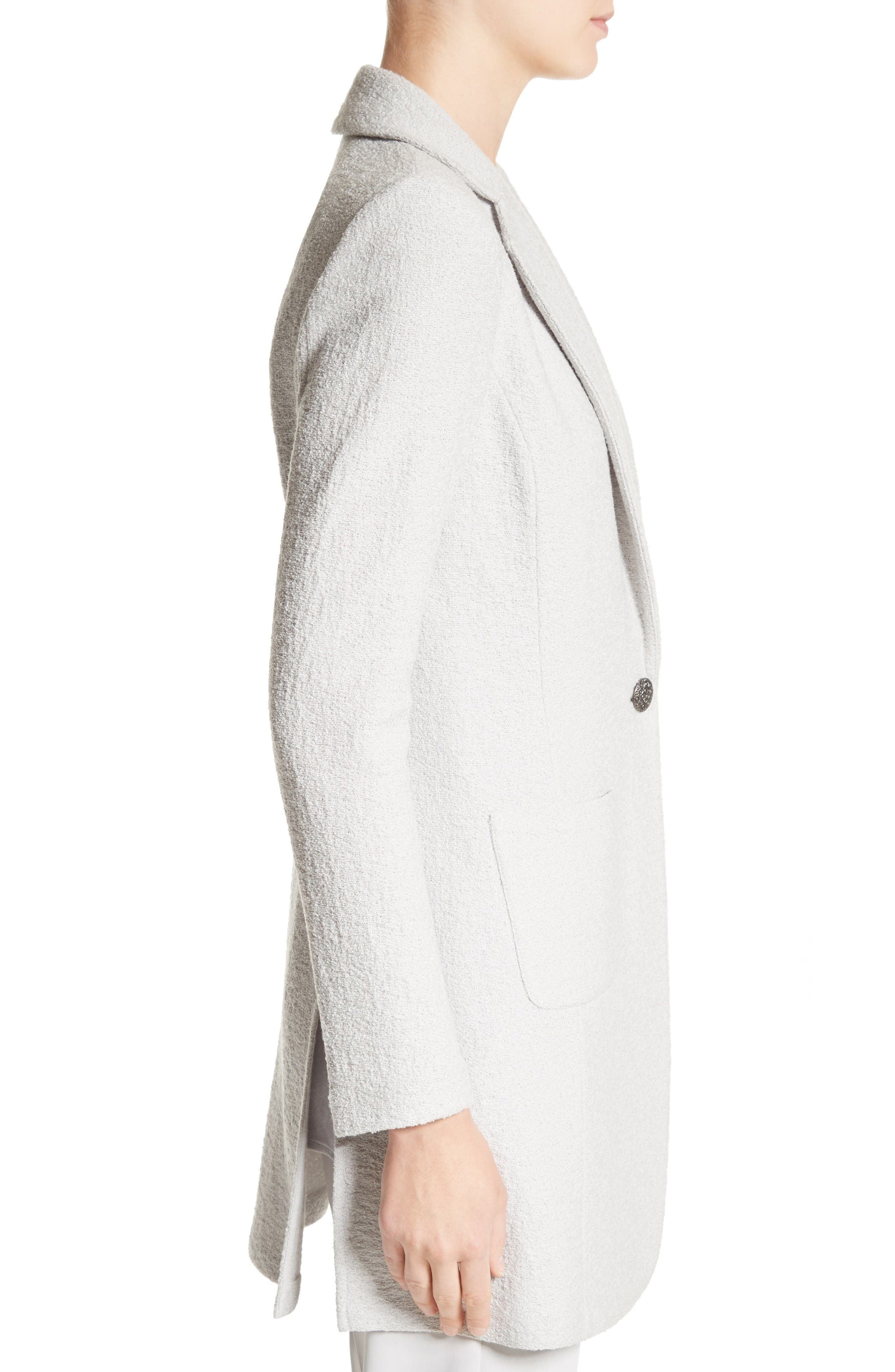 Alternate Image 3  - St. John Collection Clair Knit Jacket