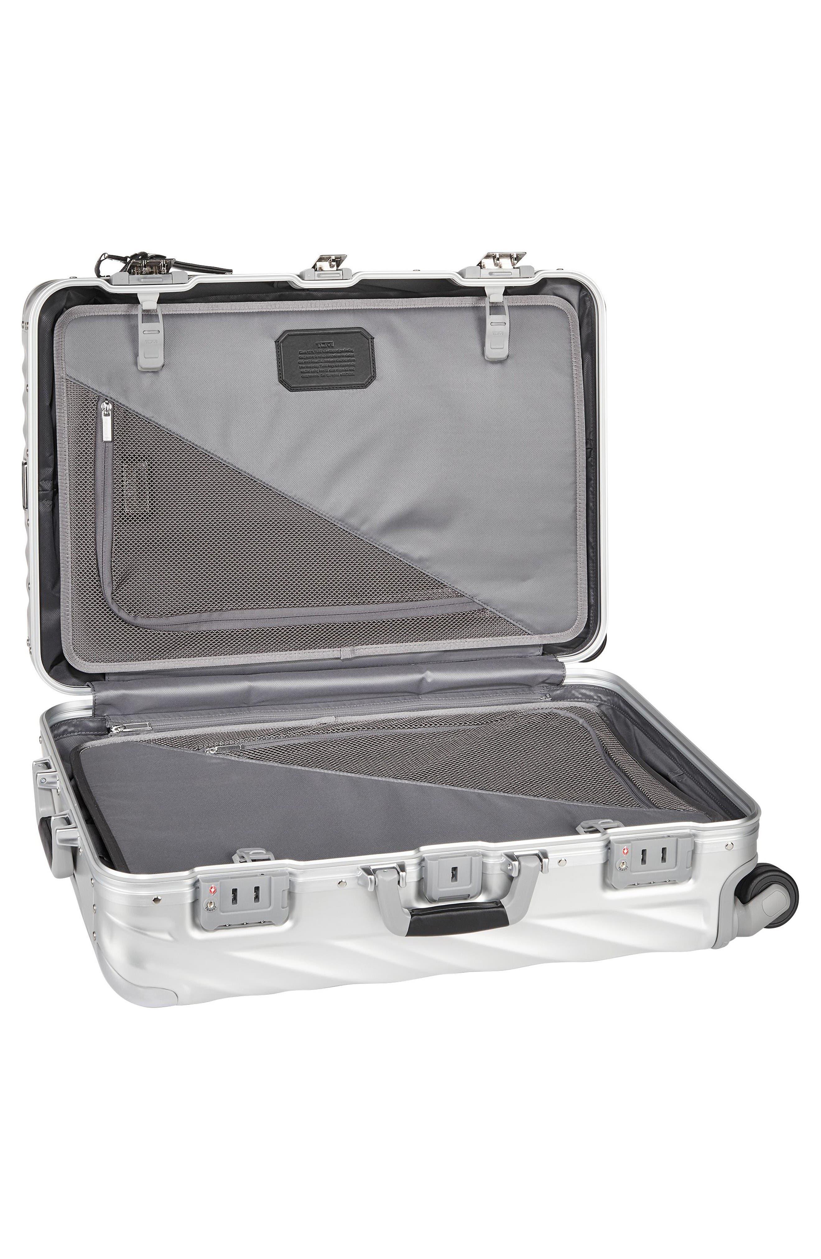 Alternate Image 2  - Tumi 19 Degree Collection Wheeled Aluminum Short Trip Packing Case