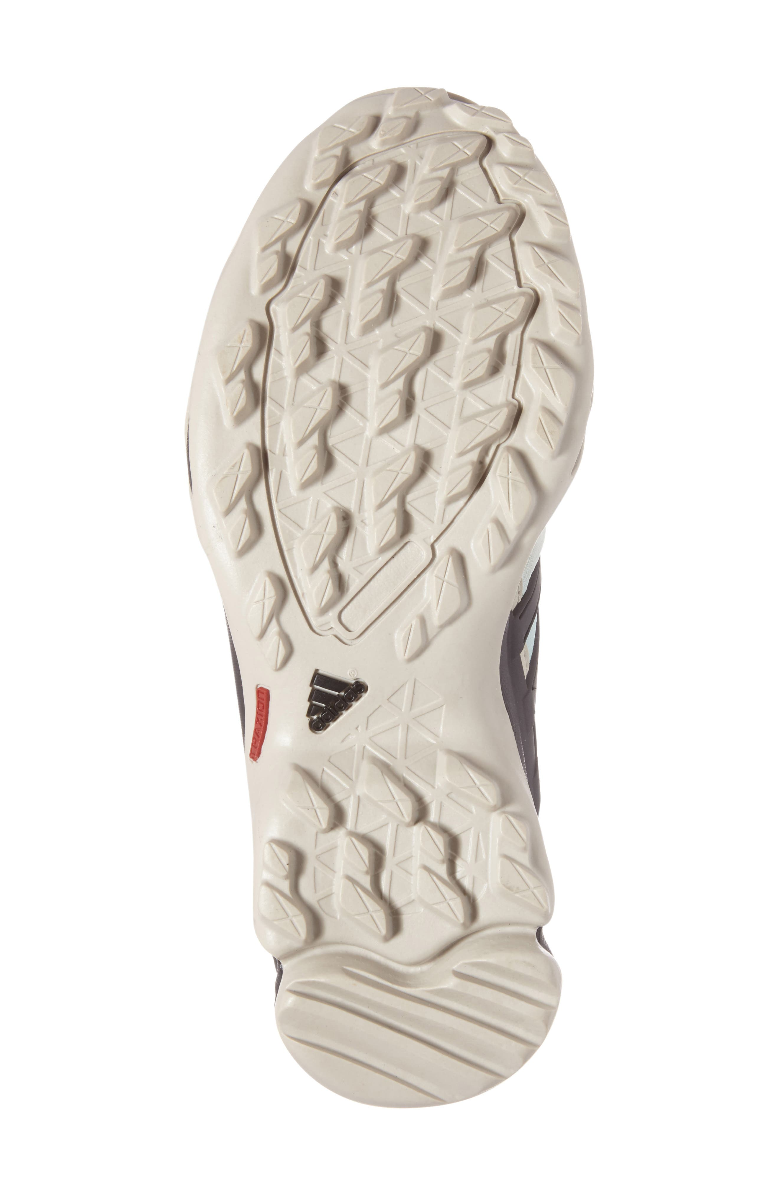 Terrex Swift R GTX Hiking Shoe,                             Alternate thumbnail 4, color,                             Clear Brown/ Black/ Easy Mint