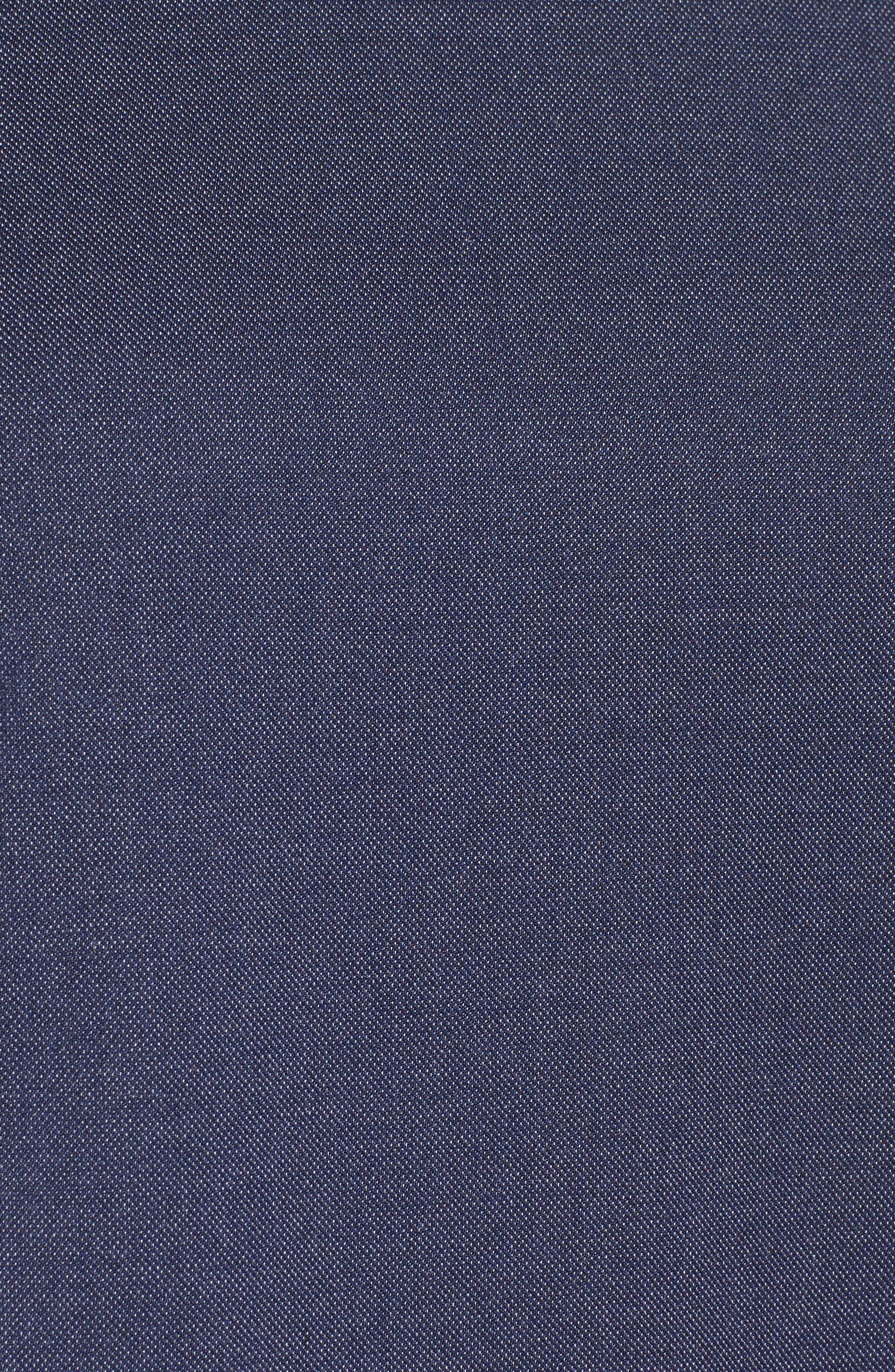 Alternate Image 6  - Halogen® Peplum Top (Regular & Petite)