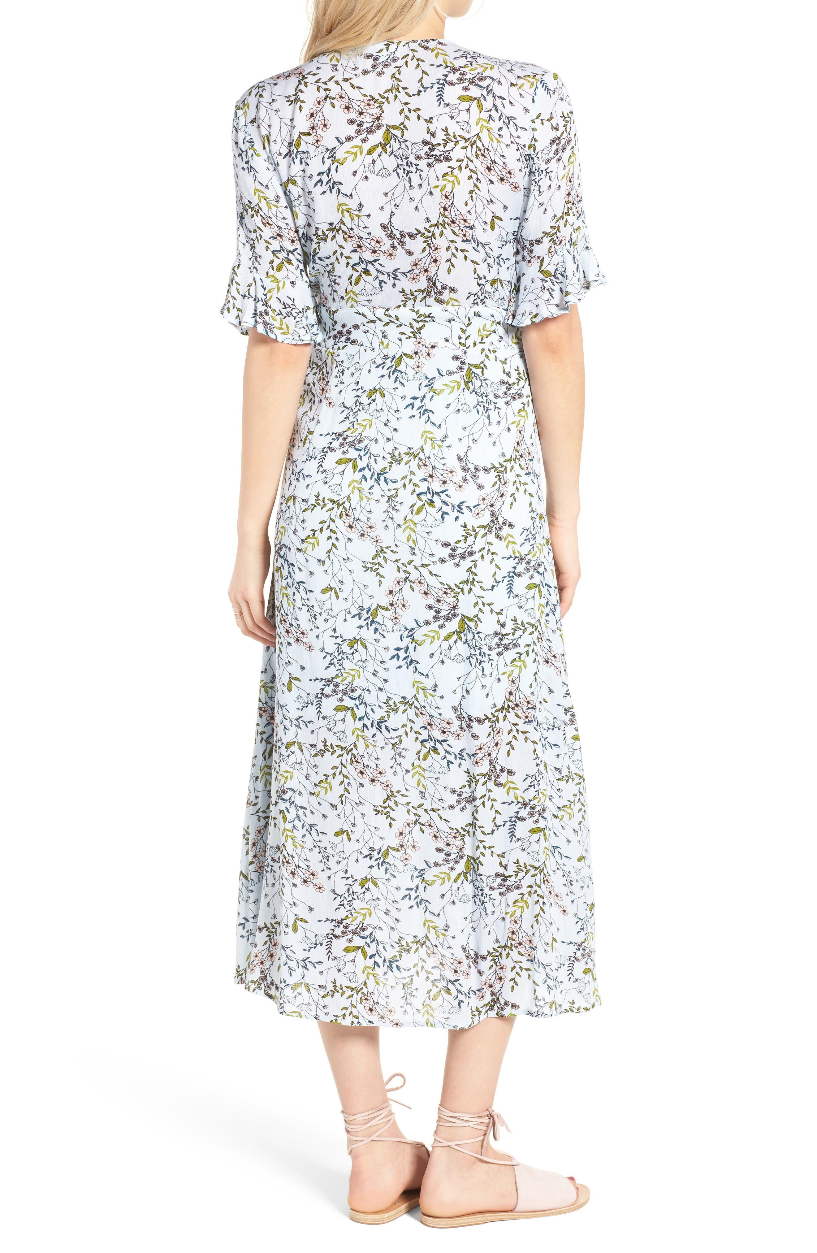 Alternate Image 2  - Somedays Lovin Woodland Days Midi Dress