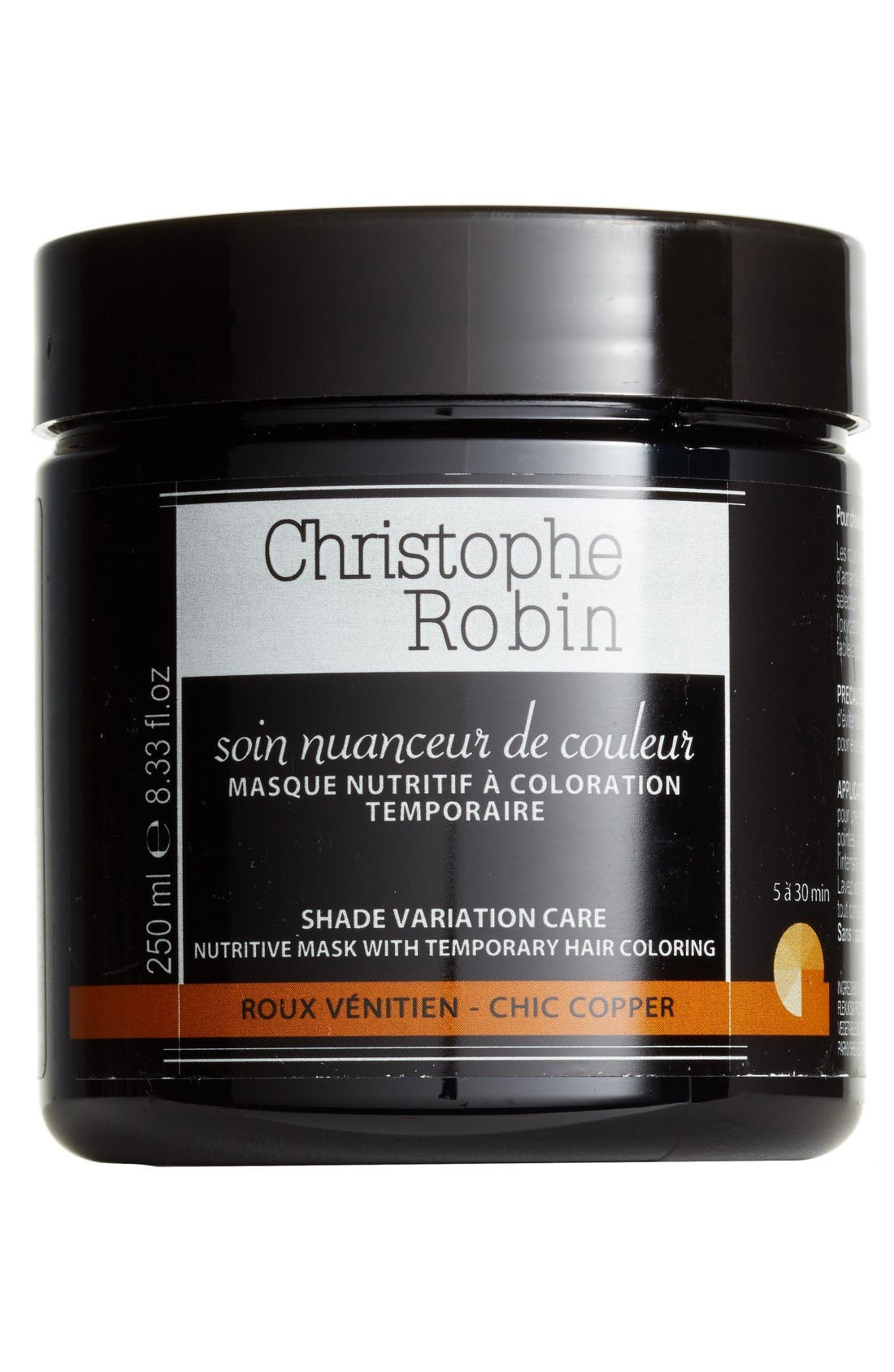 SPACE.NK.apothecary Christophe Robin Shade Variation Care Mask,                             Main thumbnail 1, color,                             Chic Copper