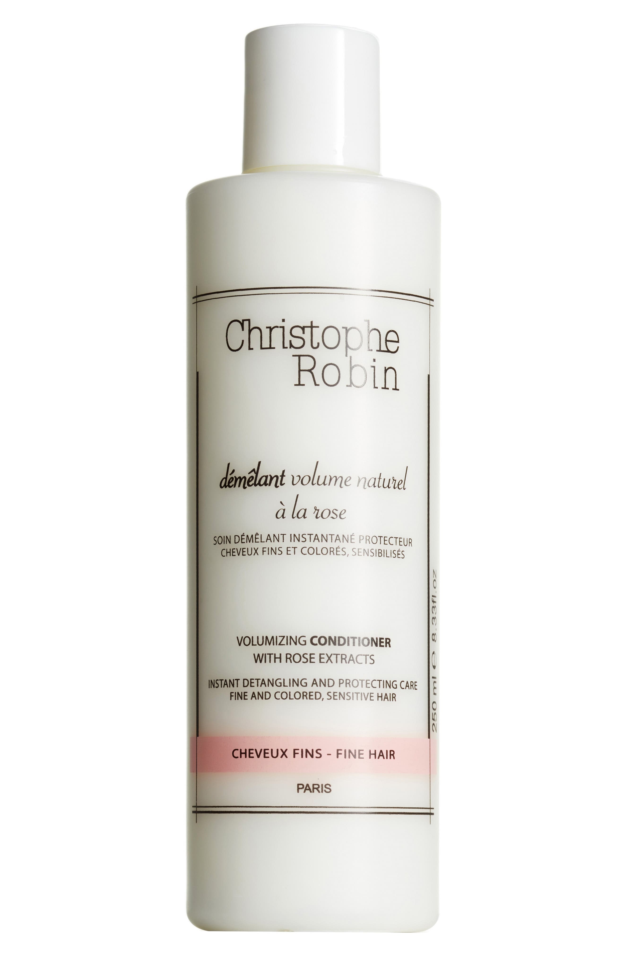 Main Image - SPACE.NK.apothecary Christophe Robin Volumizing Conditioner with Rose Extracts