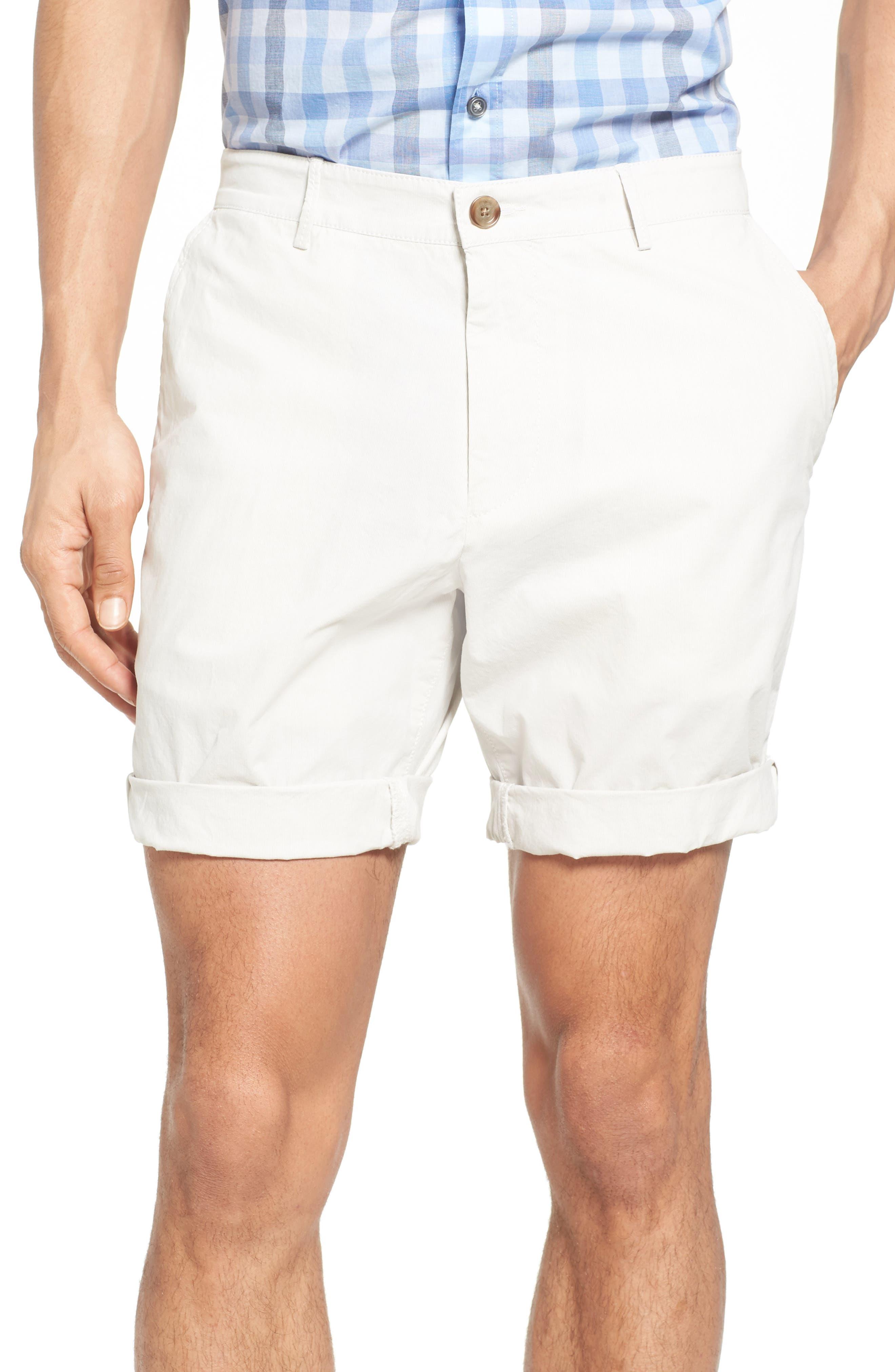 BOSS Crigan Stripe Shorts