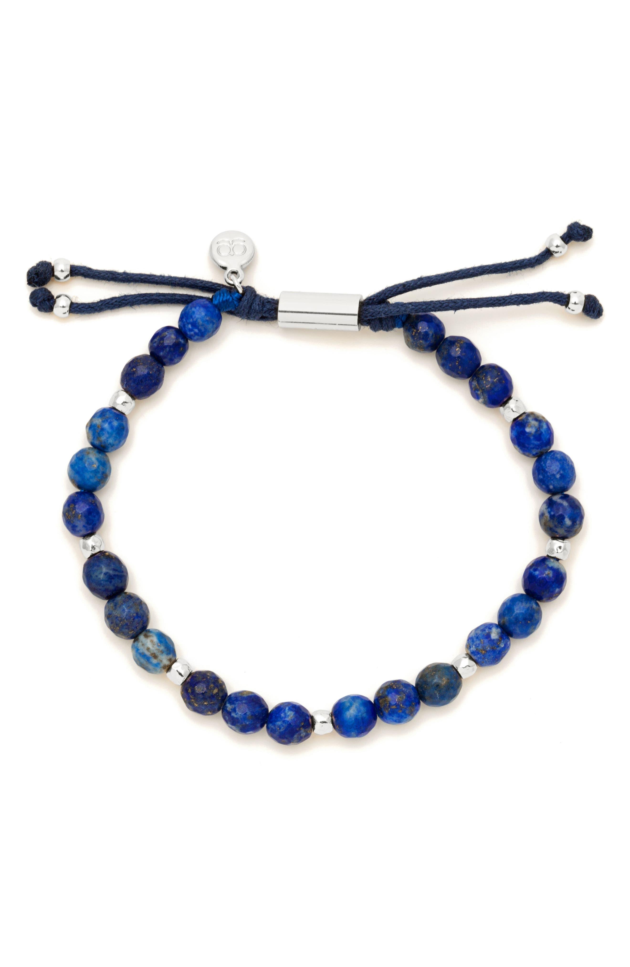 Alternate Image 2  - gorjana Power Gemstone Beaded Bracelet