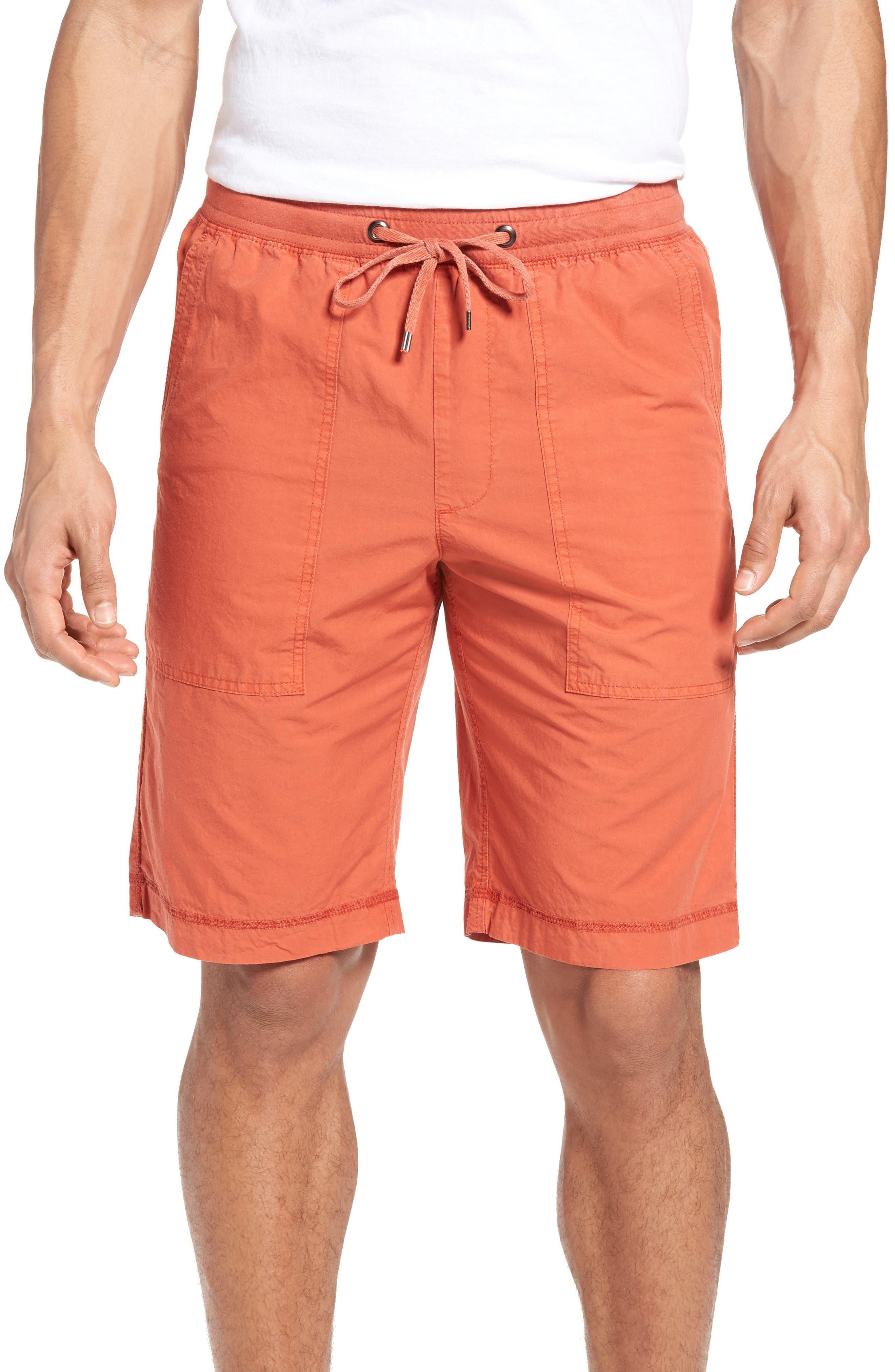 Portside Shorts,                             Main thumbnail 1, color,                             Lobster