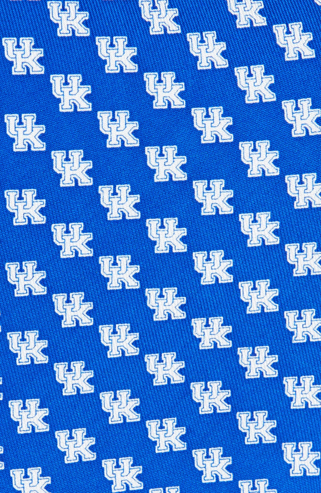 University of Kentucky Silk Tie,                             Alternate thumbnail 2, color,                             Royal Blue