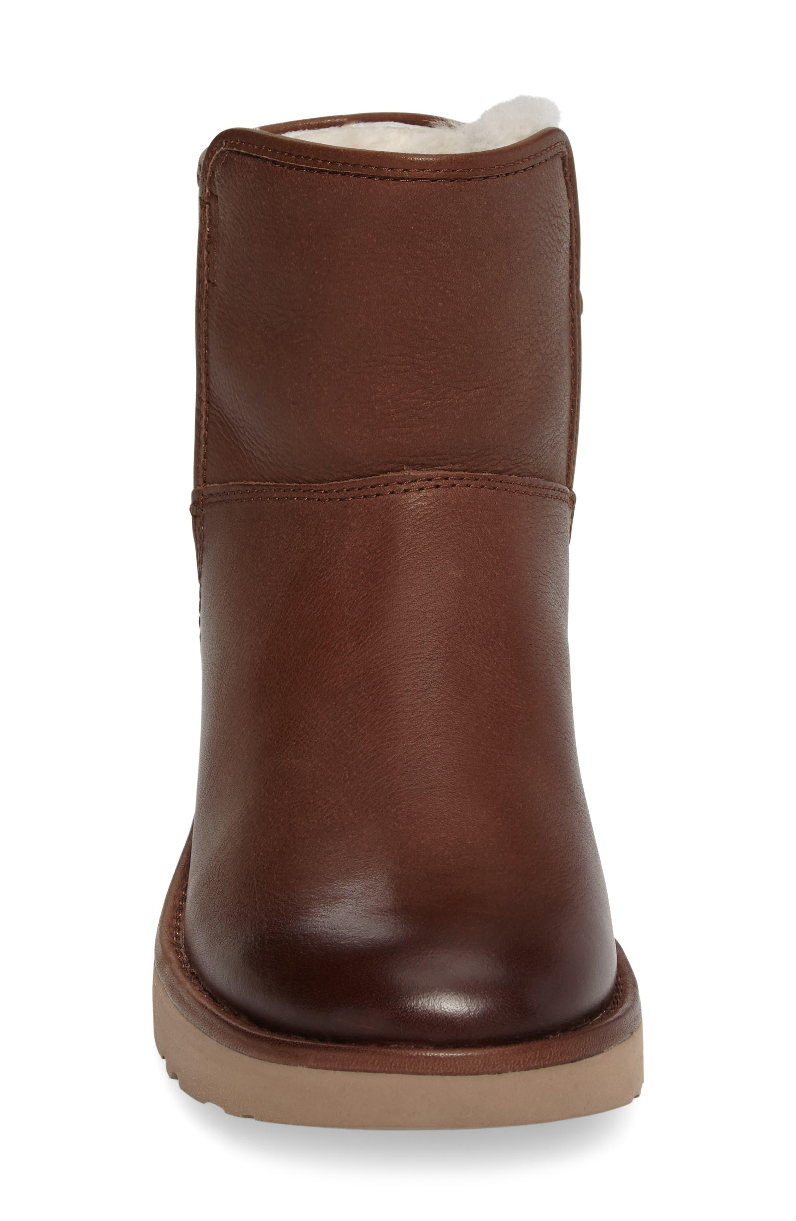 Alternate Image 3  - UGG® Abree Mini Boot (Women)