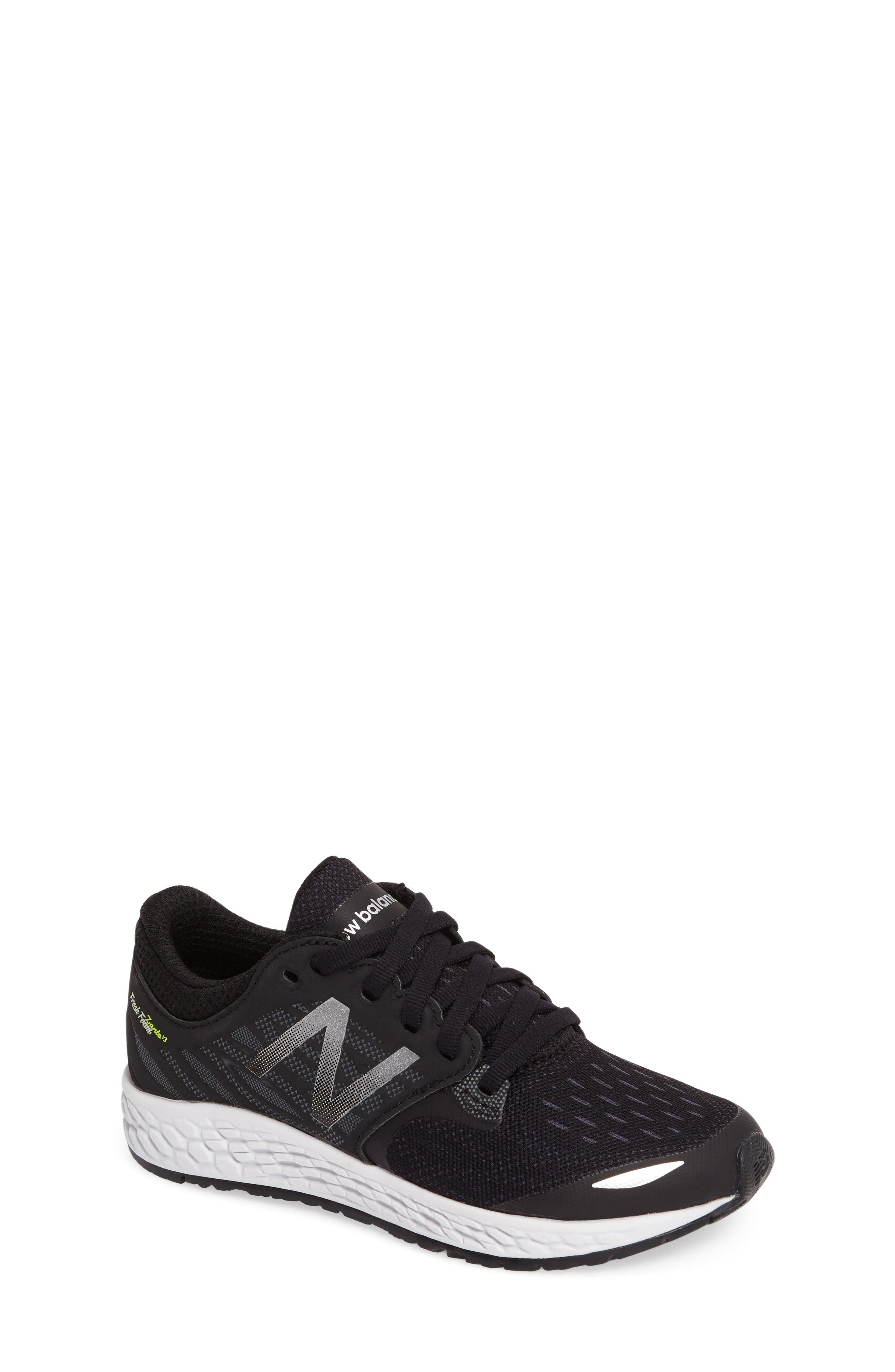 New Balance Fresh Foam Sneaker (Toddler, Little Kid & Big Kid)