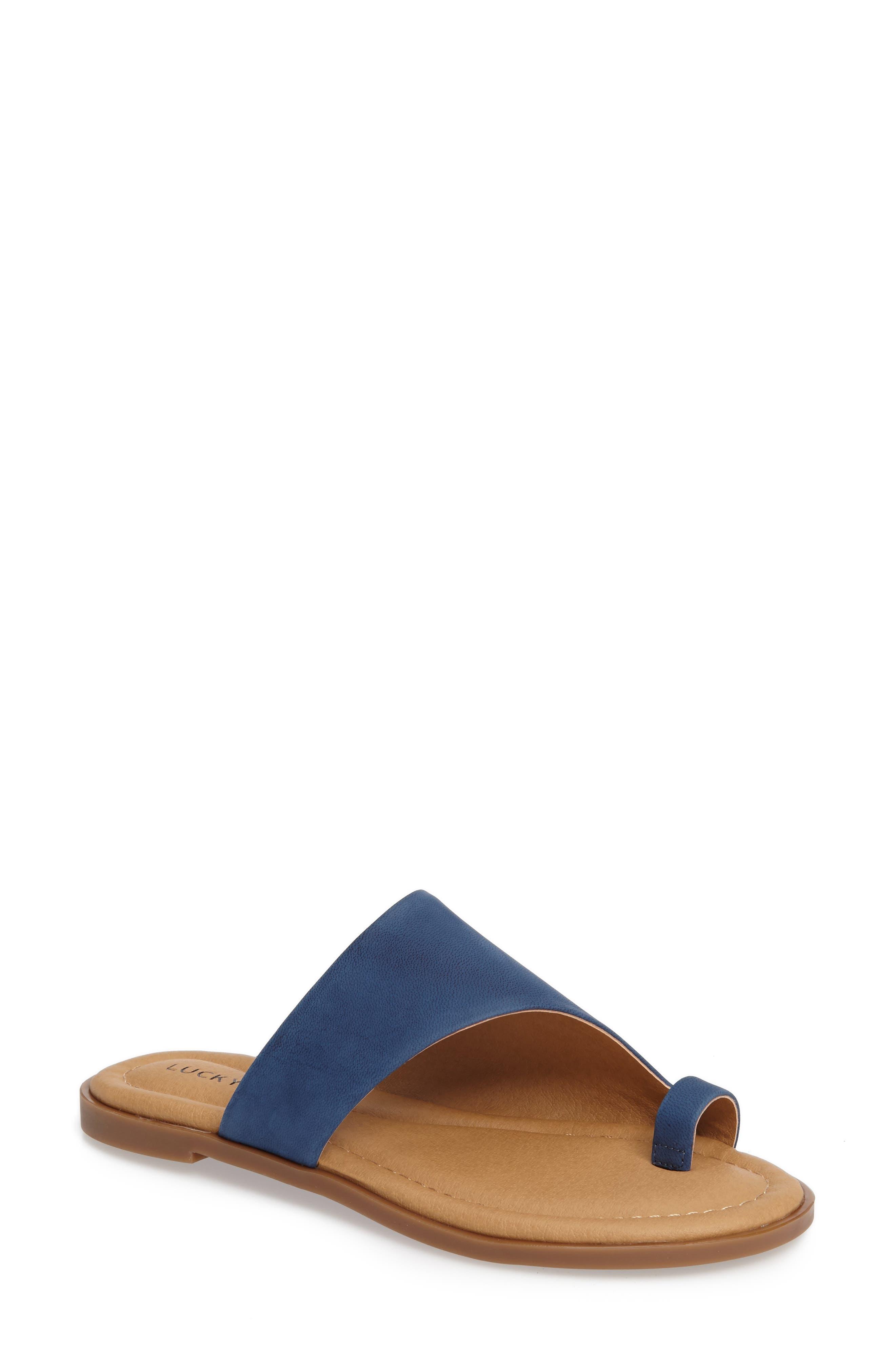 Lucky Brand Anora Toe-Loop Sandal (Women)