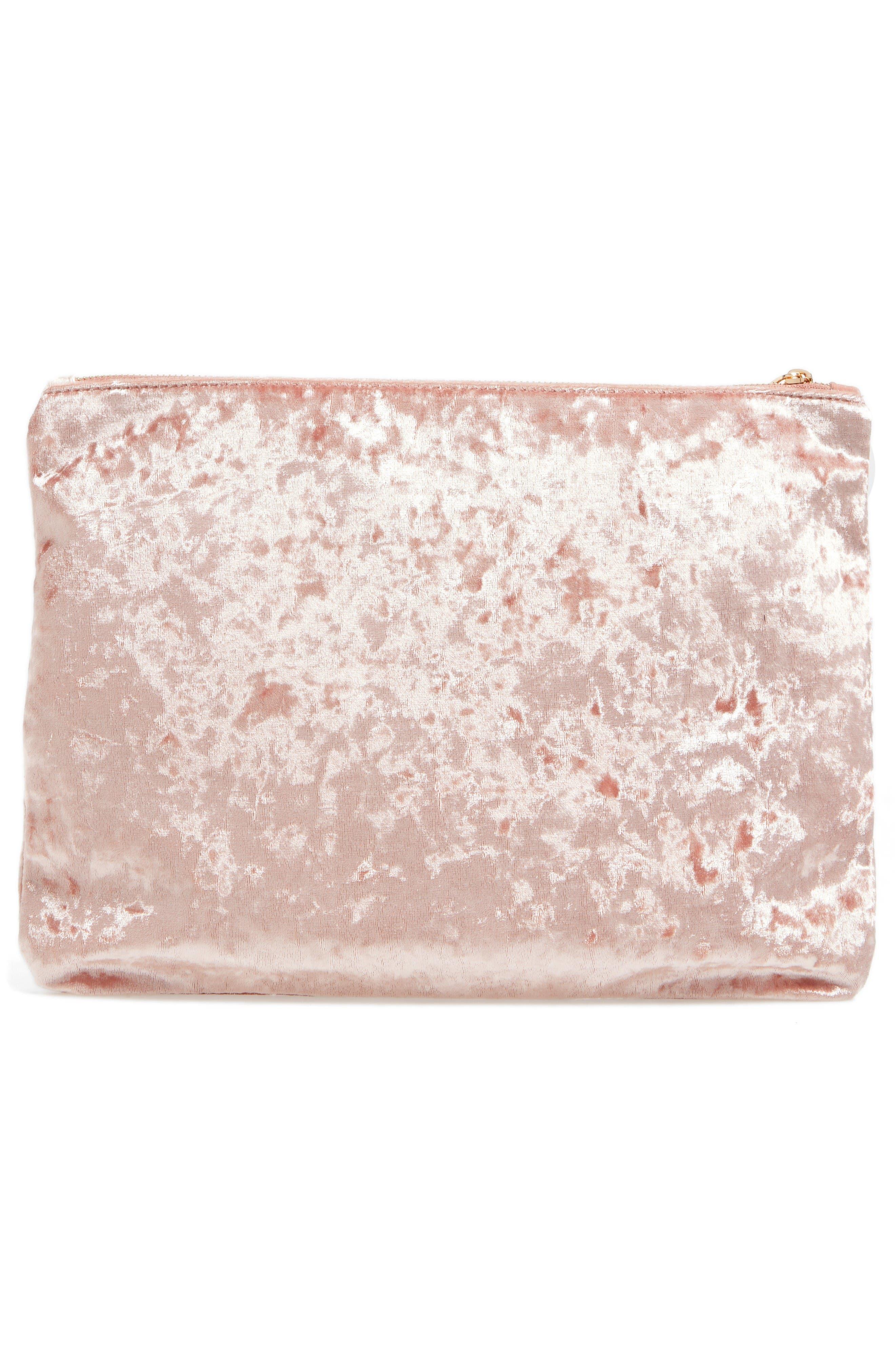 Alternate Image 3  - BP. Velvet Clutch