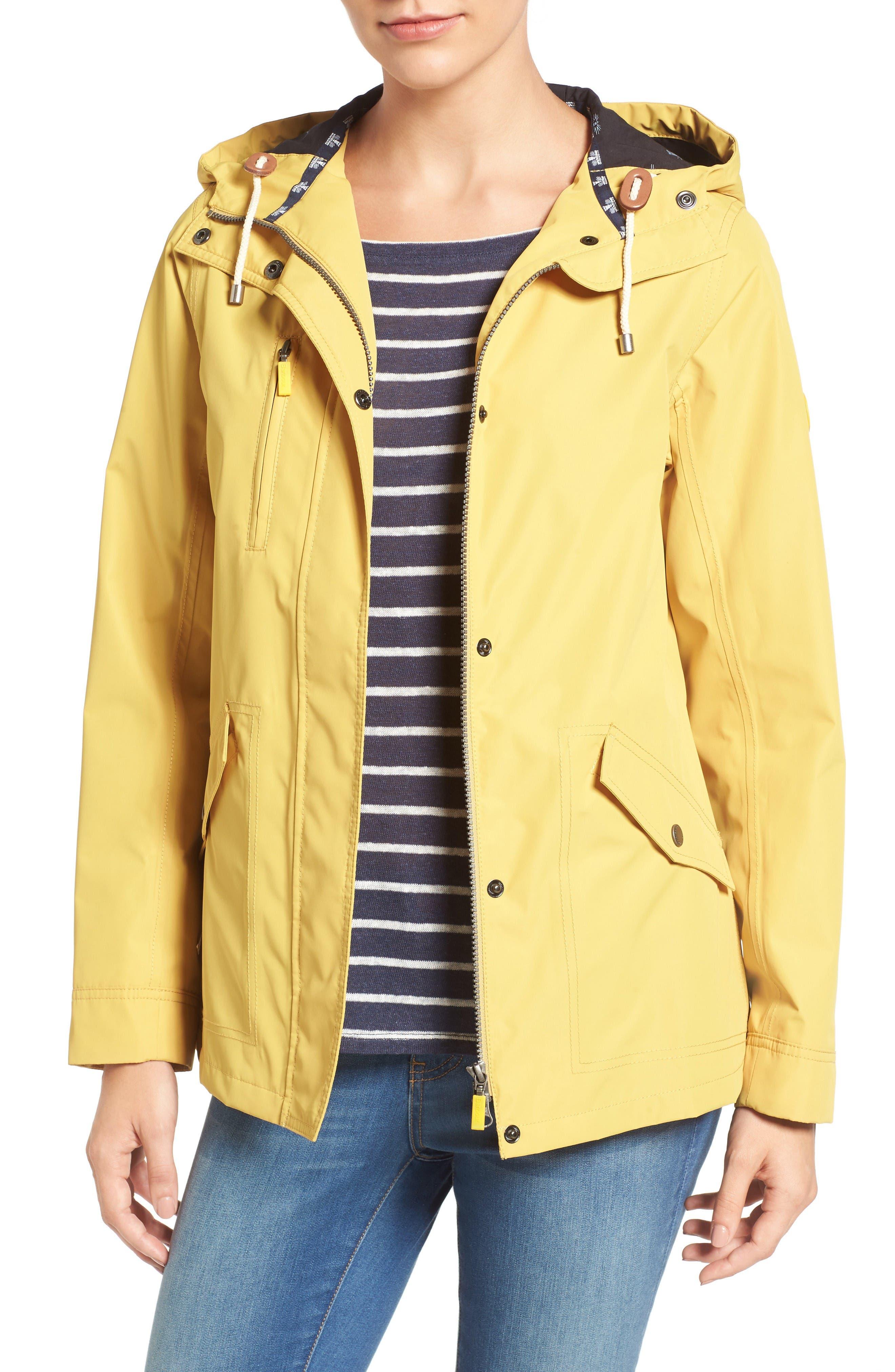 Barbour Headland Waterproof Hooded Raincoat