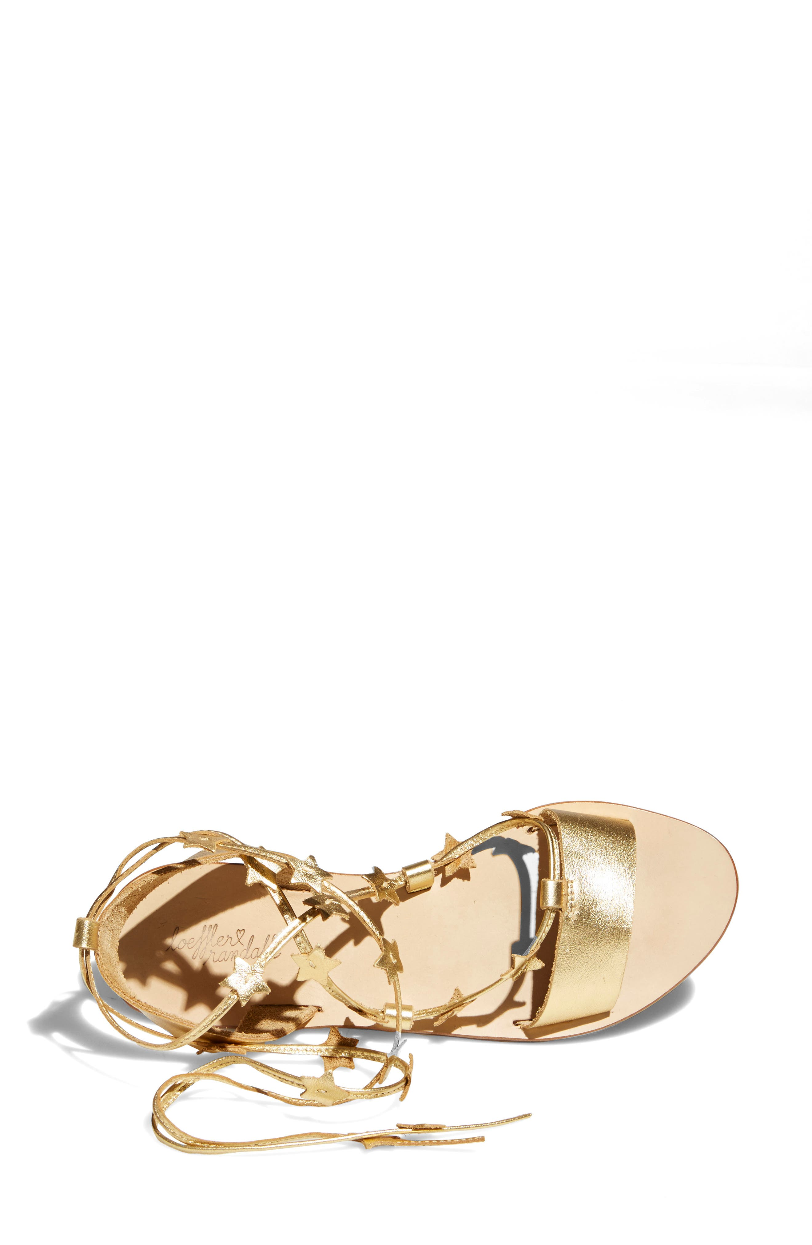 Alternate Image 3  - Loeffler Randall Starla Ankle Wrap Sandal (Women)