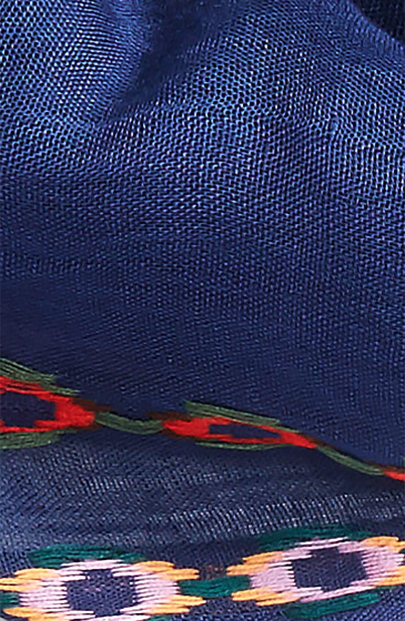 Alternate Image 3  - Shiraleah Arabella Embroidered Tassel Scarf