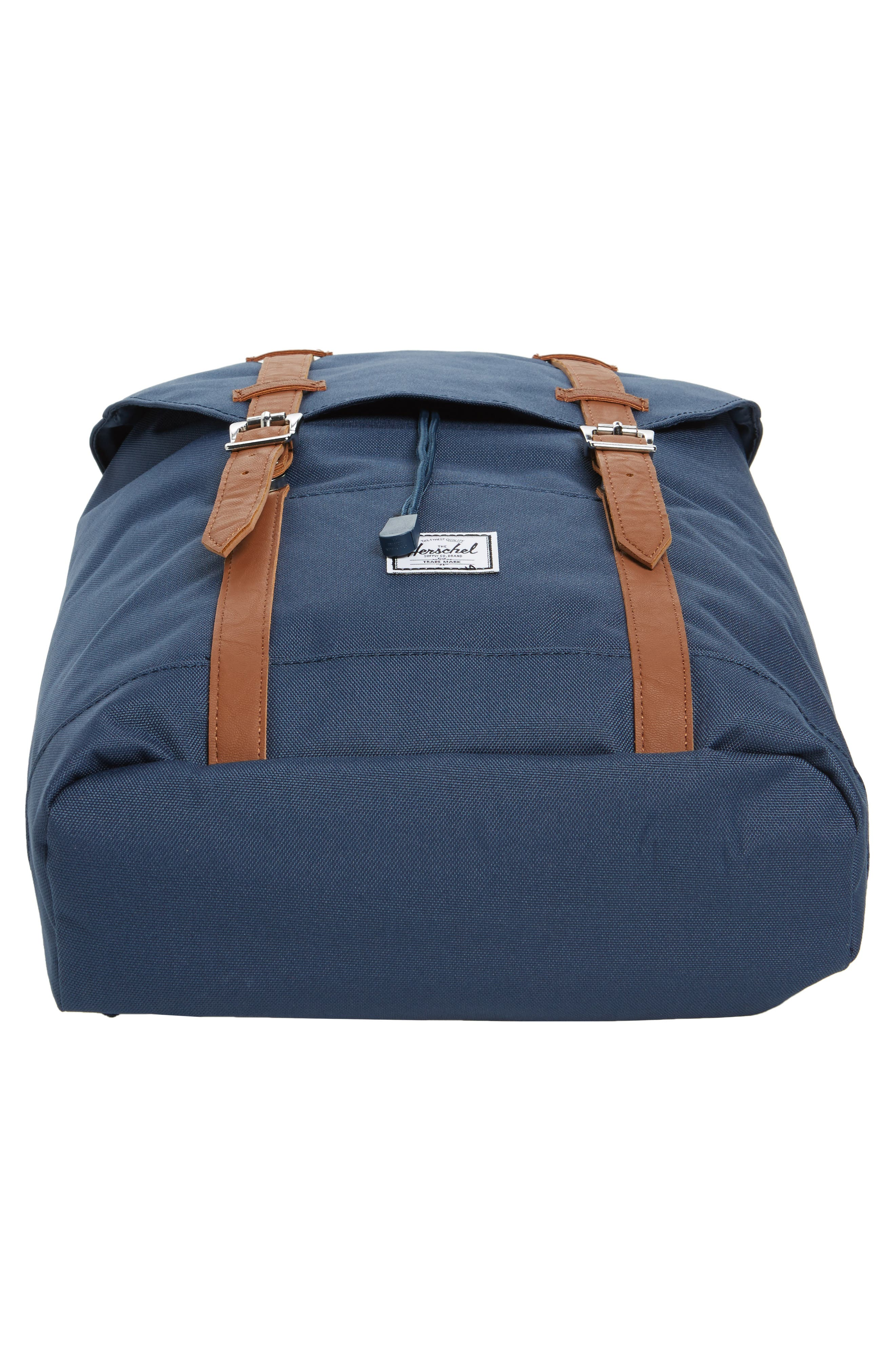 Retreat Mid Volume Backpack,                             Alternate thumbnail 6, color,                             Navy