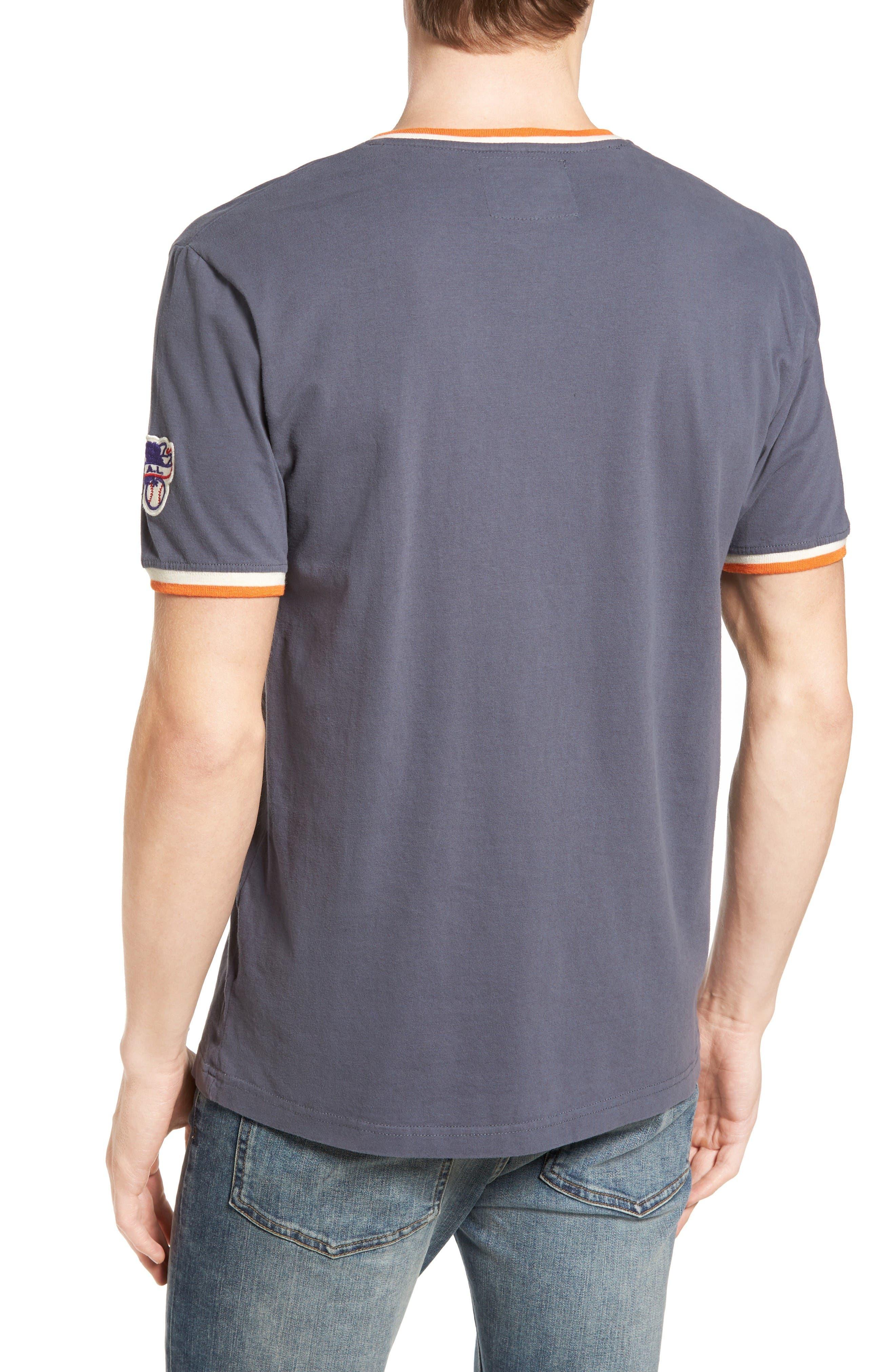 Eastwood Houston Astros T-Shirt,                             Alternate thumbnail 2, color,                             Navy