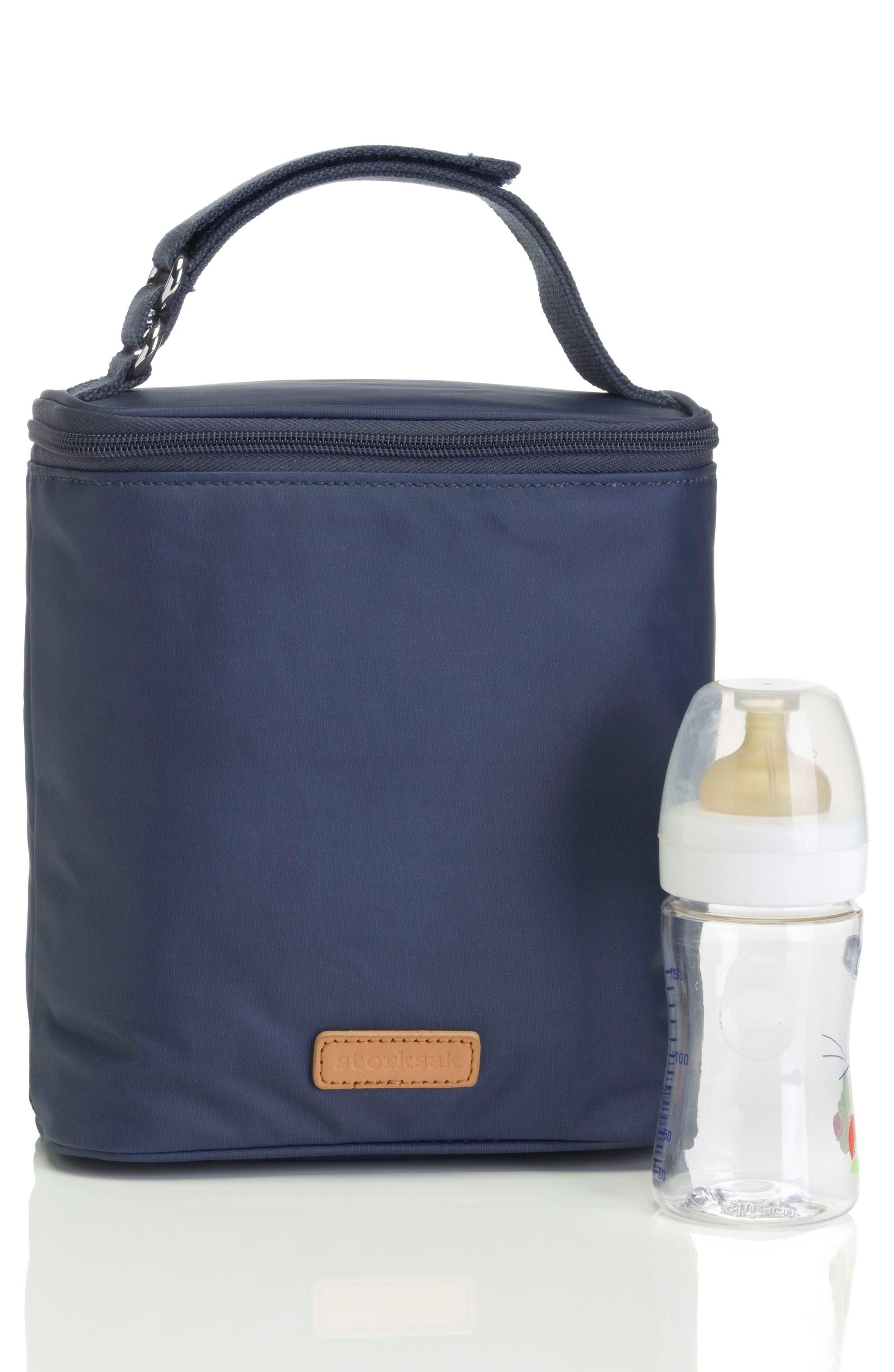 Alternate Image 6  - Storksak 'Kay' Diaper Bag