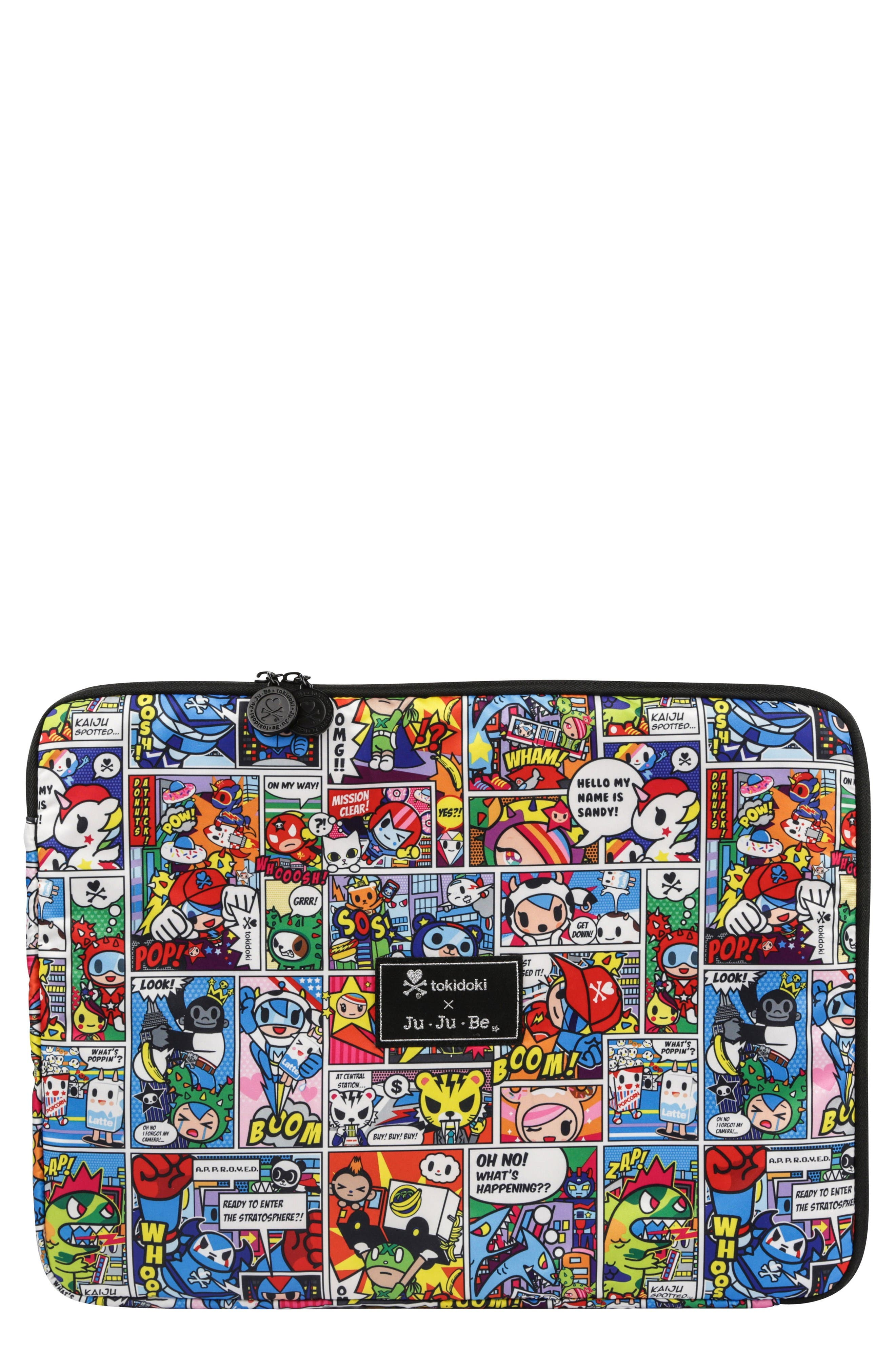 Alternate Image 1 Selected - Ju-Ju-Be x tokidoki Mega Tech Laptop Case
