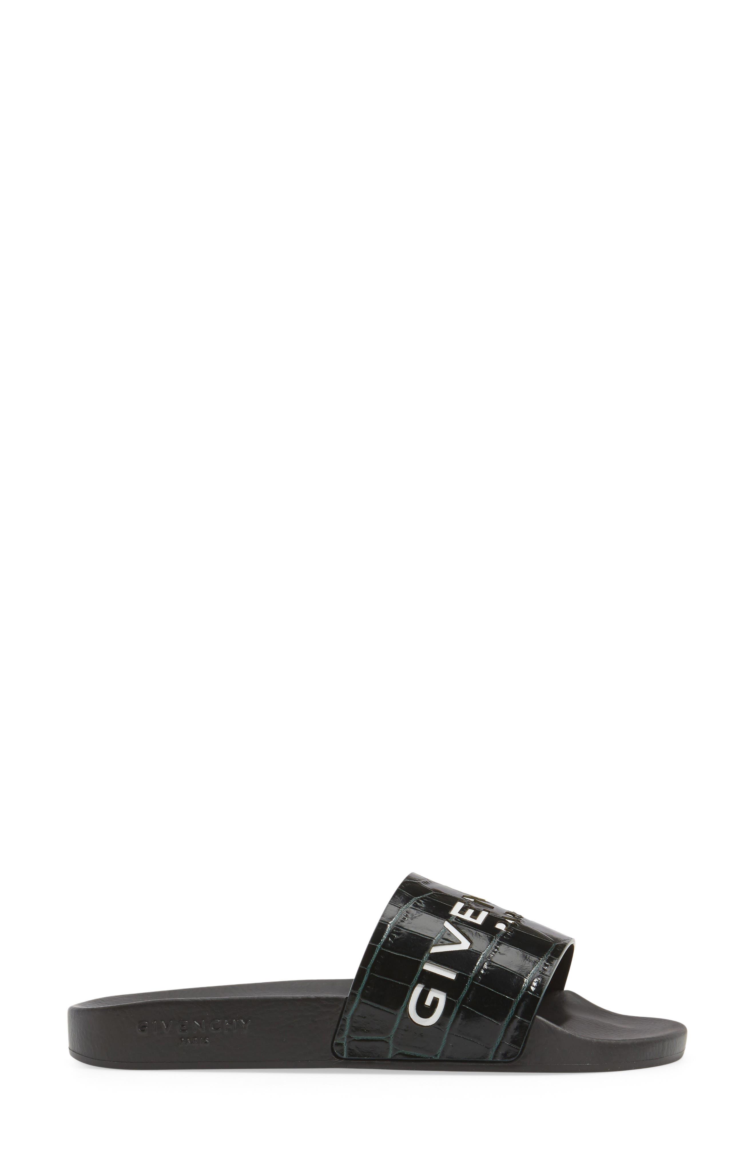 Alternate Image 3  - Givenchy Logo Slide Sandal (Women)