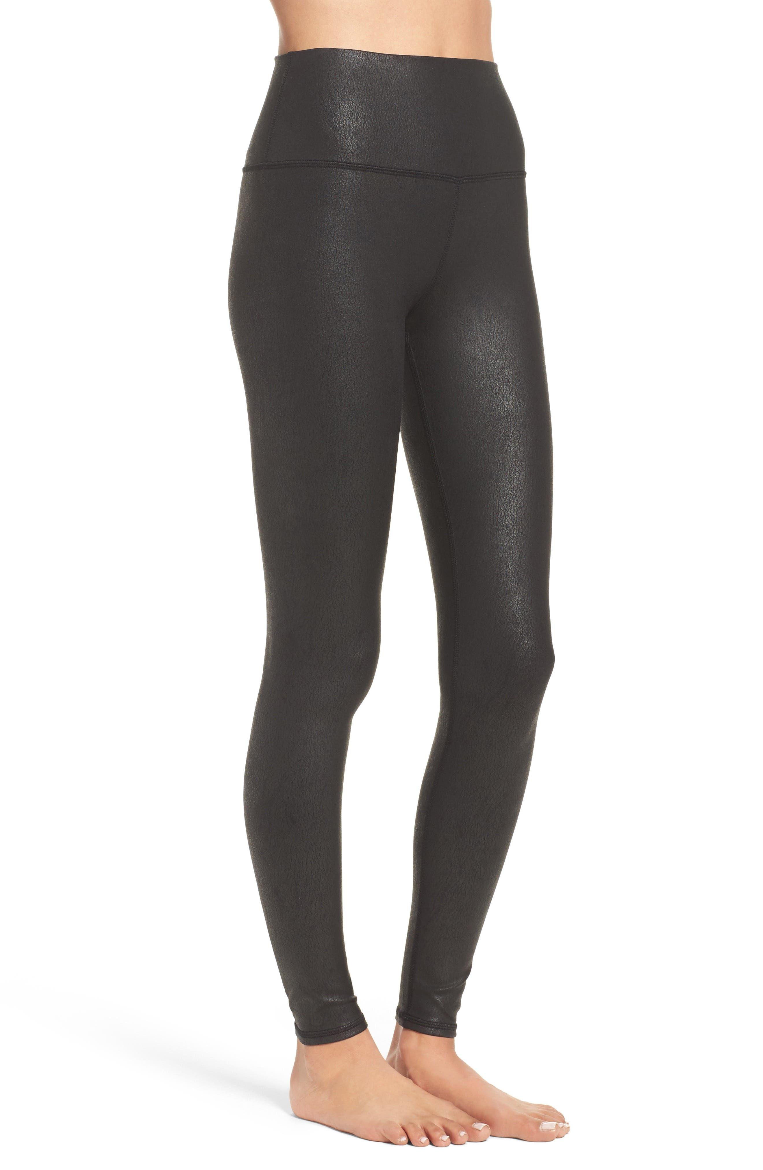 Alternate Image 3  - Alo Airbrush High Waist Leggings