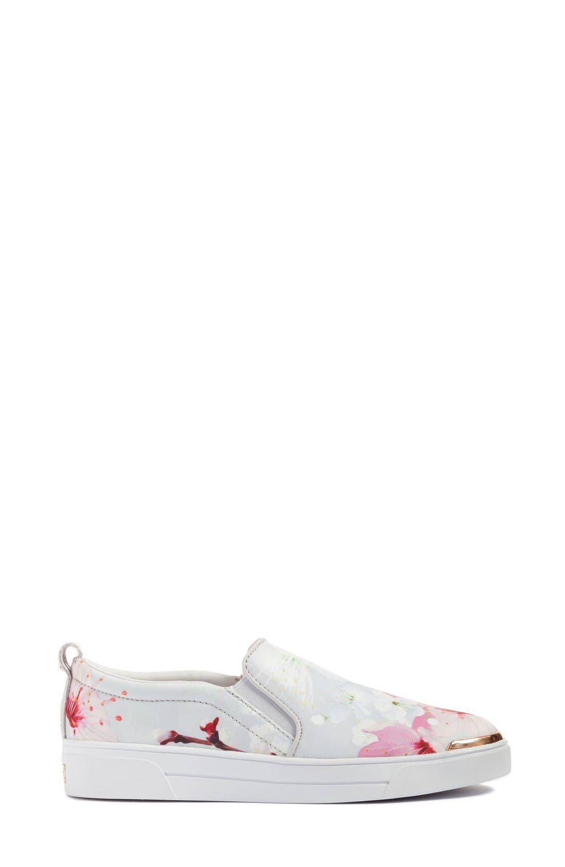 Alternate Image 3  - Ted Baker London Tancey Slip-On Sneaker (Women)