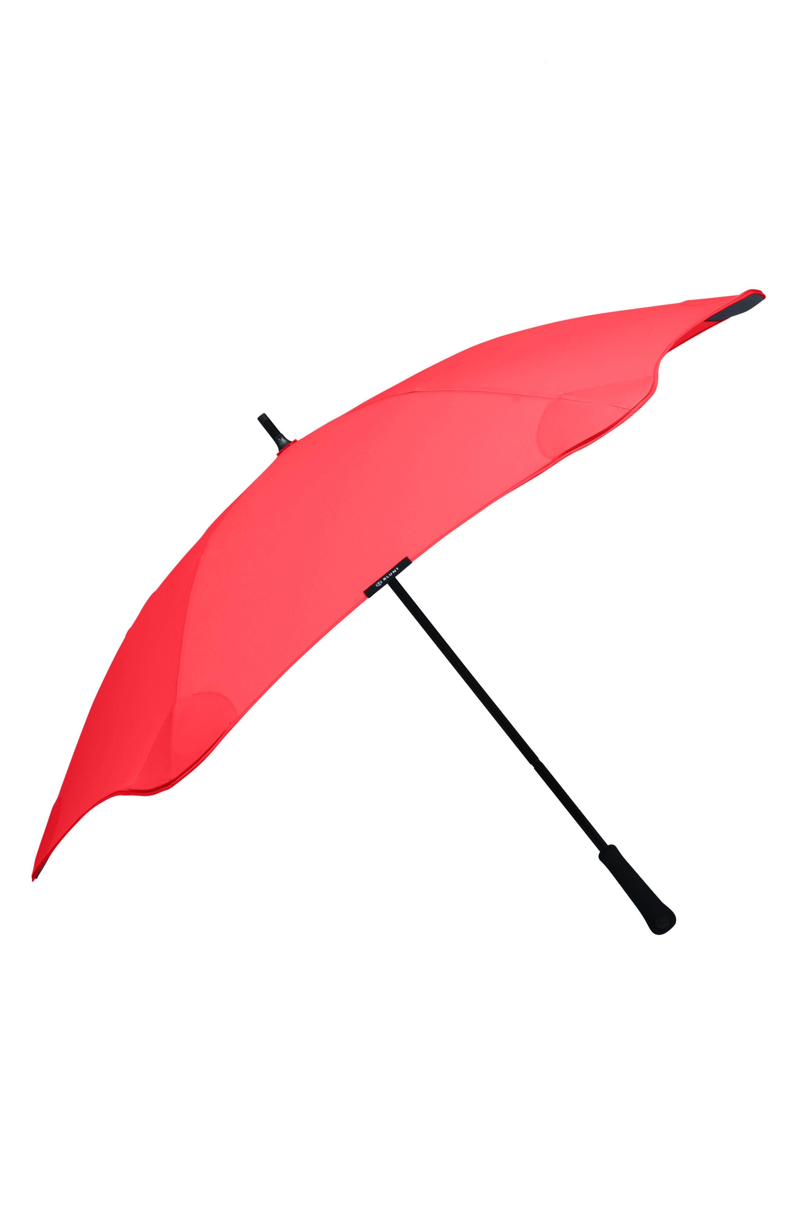 Classic Umbrella,                             Main thumbnail 1, color,                             Red