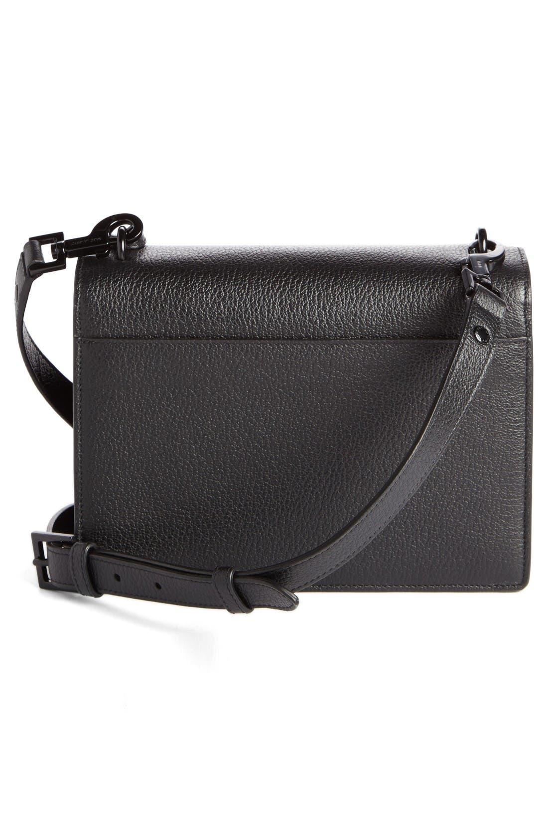 Alternate Image 3  - Saint Laurent Medium Sunset Leather Shoulder Bag