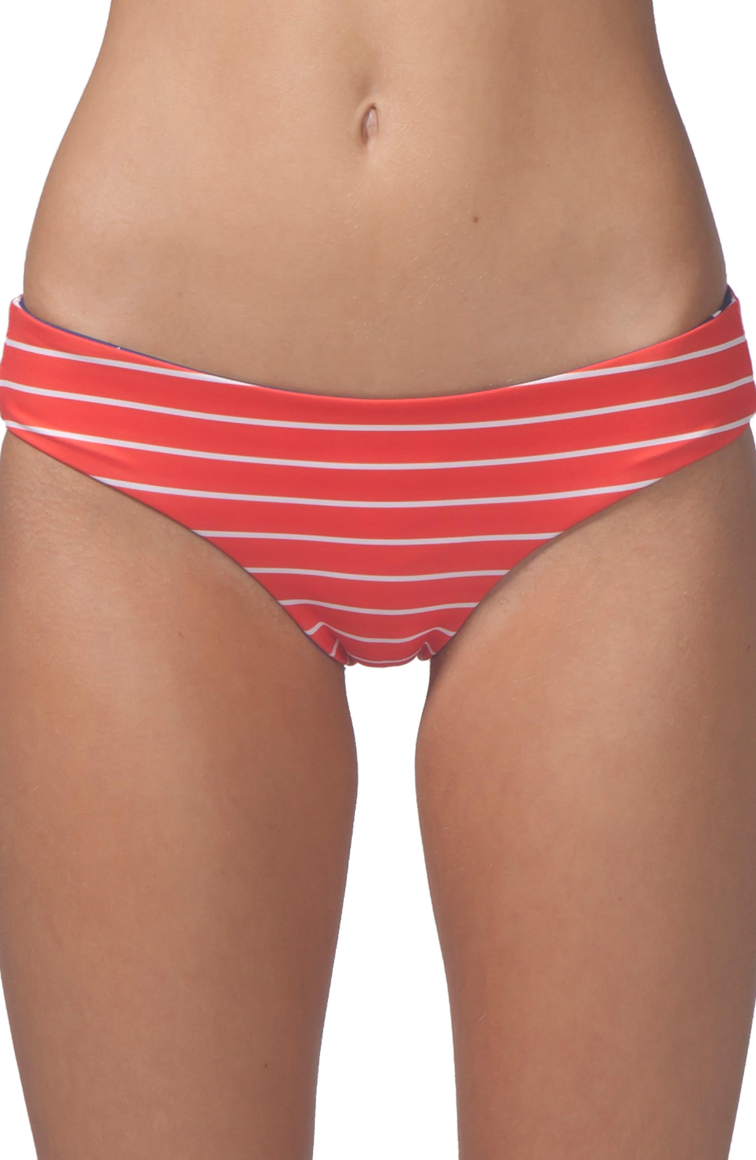 Alternate Image 4  - Rip Curl Rising Star Reversible Hipster Bikini Bottoms