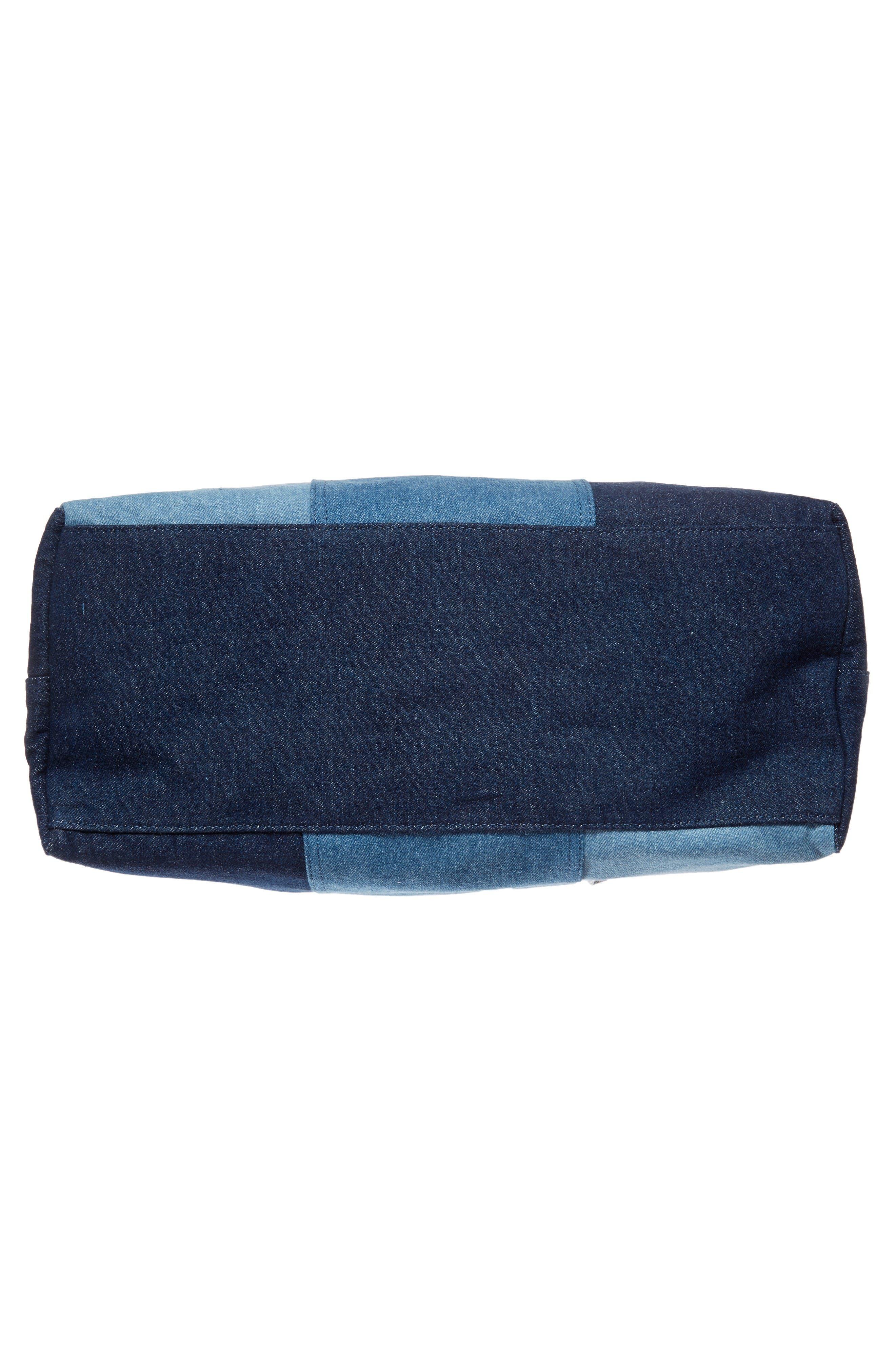 Alternate Image 6  - Chloé Denim Diaper Bag