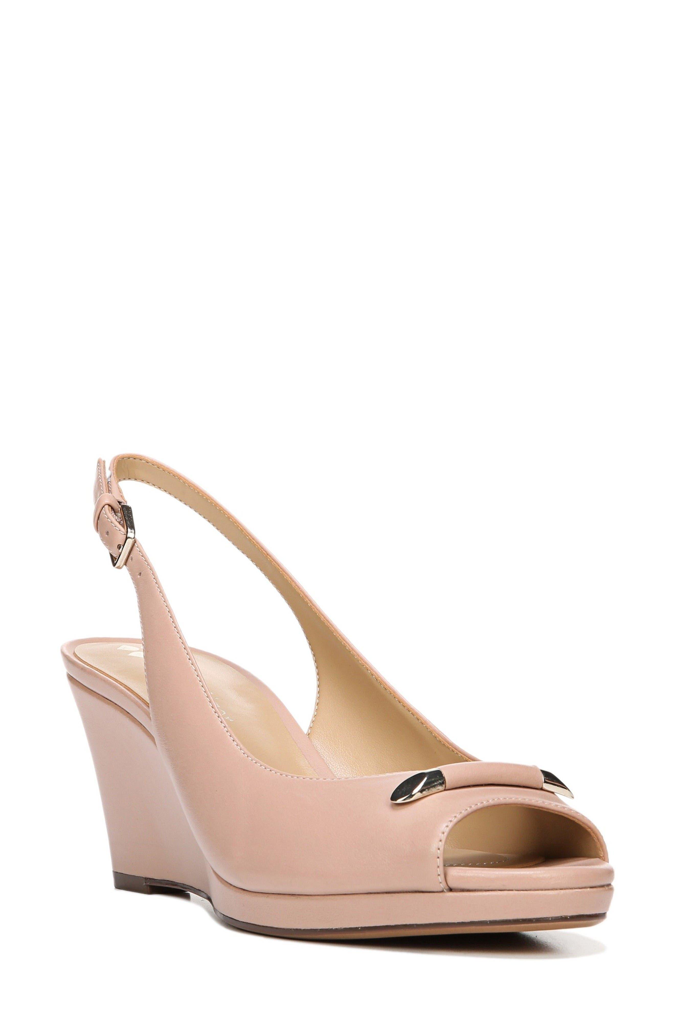 Alternate Image 1 Selected - Naturalizer Oleander Slingback Sandal (Women)